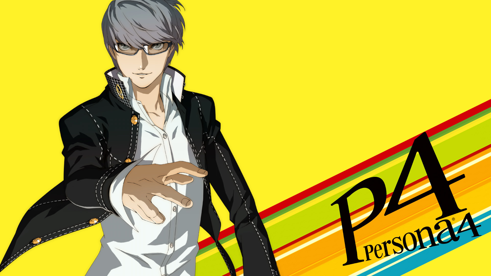 Yet another Narukami Yu Persona 4 wallpaper …