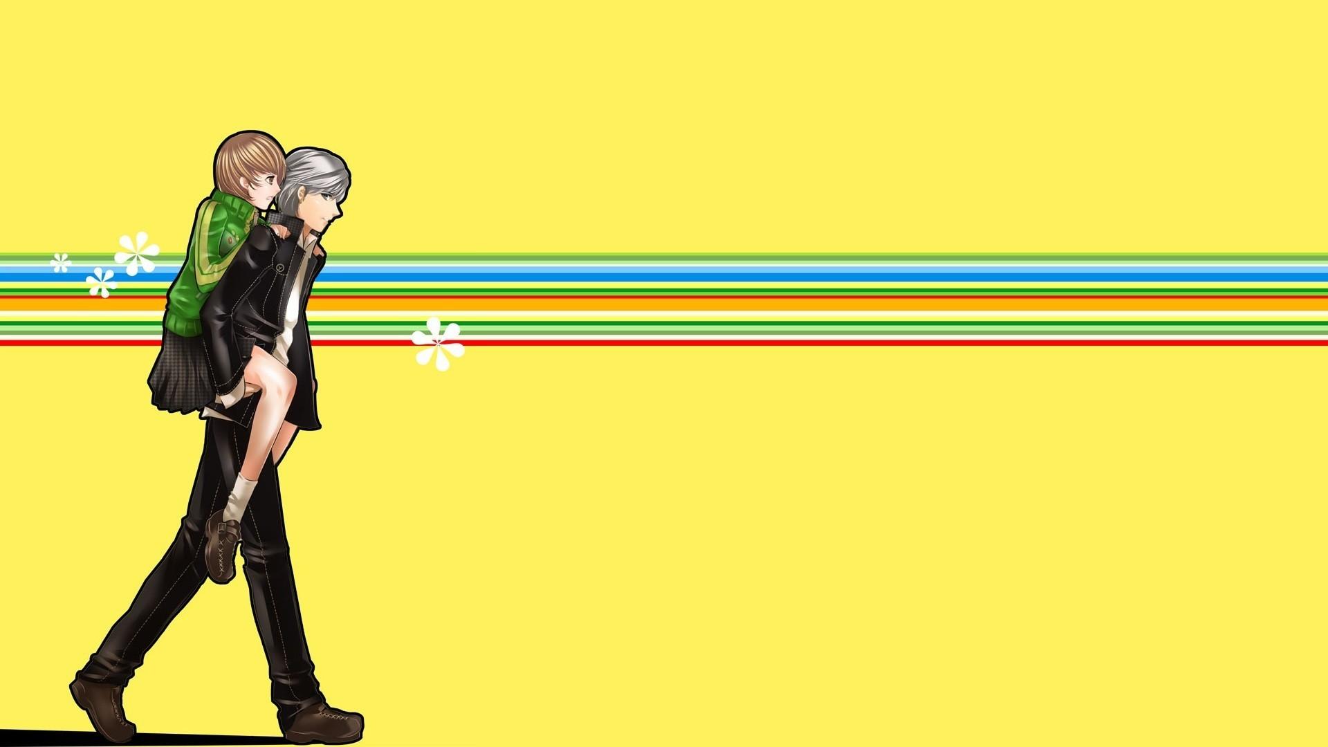 multicolor, Persona series, Persona 4, anime boys, anime girls – Free  Wallpaper / WallpaperJam.com