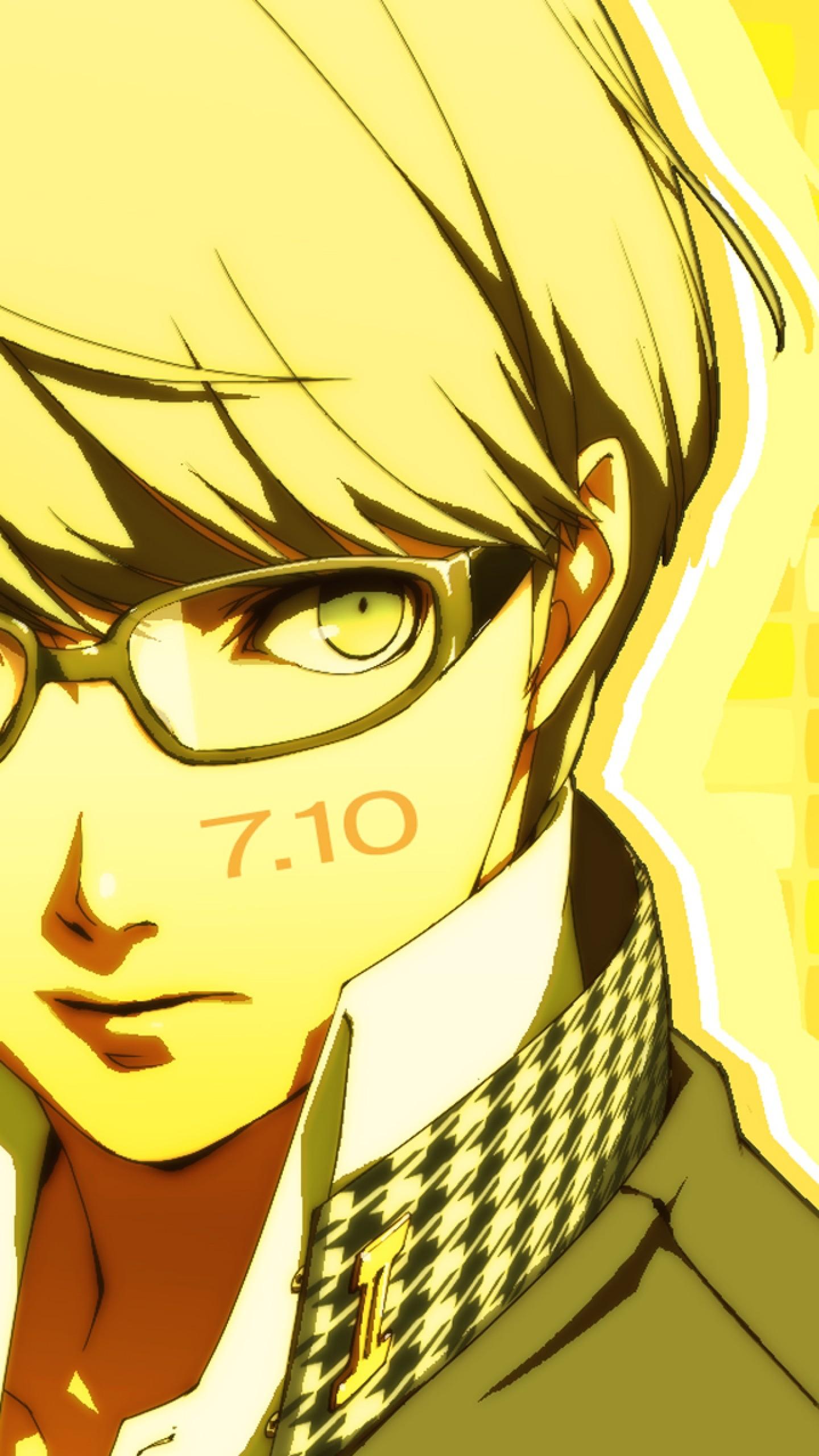 Wallpaper shin megami tensei persona 4, persona, ps2