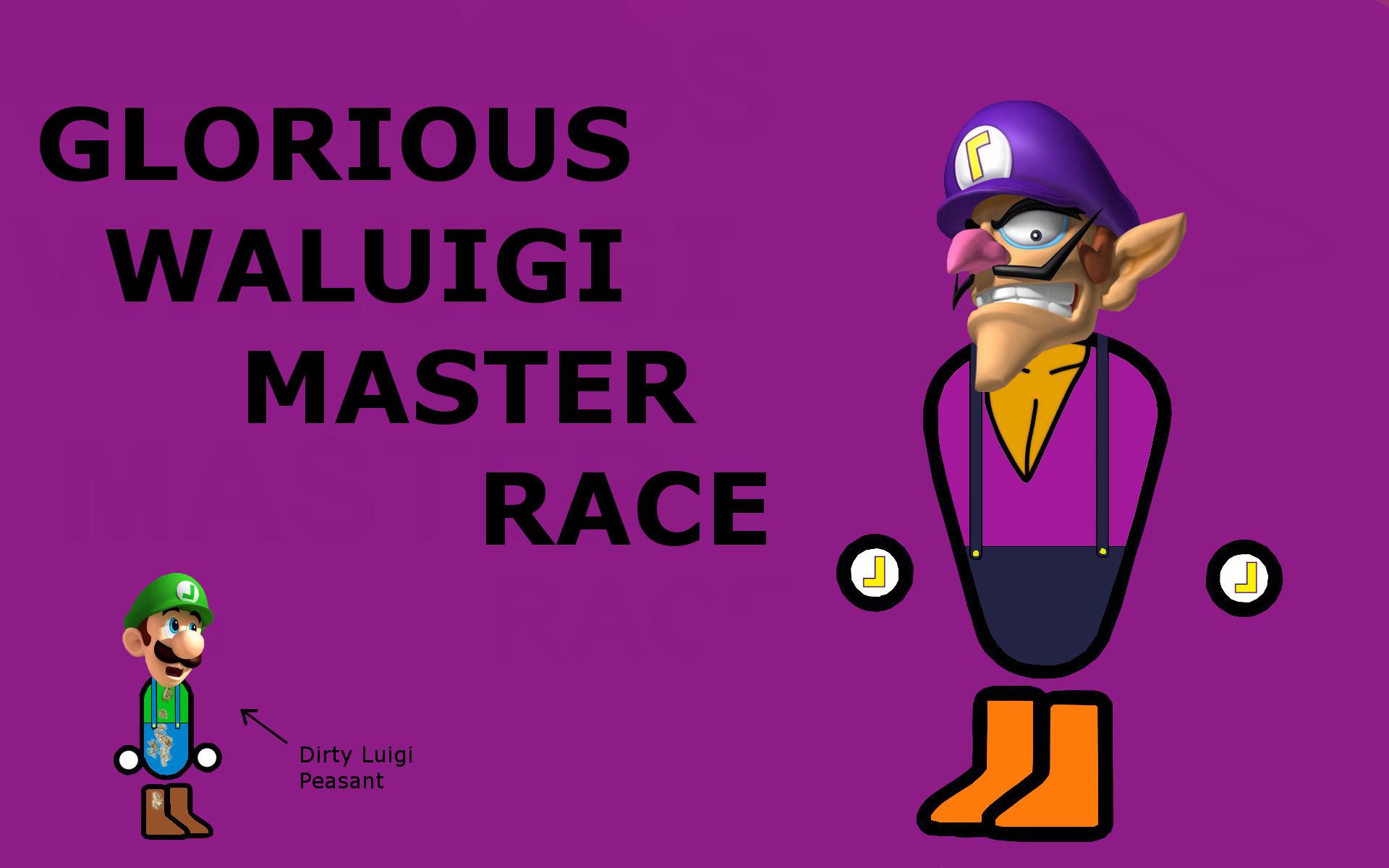 [Image – 726514] | Waluigi | Know Your Meme