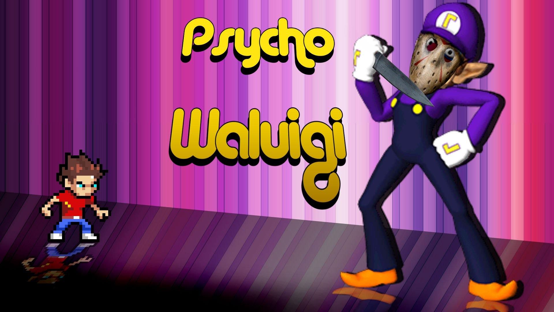 LET'S GET CRAZY – Psycho Waluigi 1