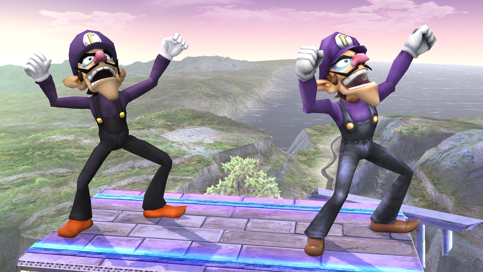 Yep, that's right its back as one of the alts for the new Waluigi.
