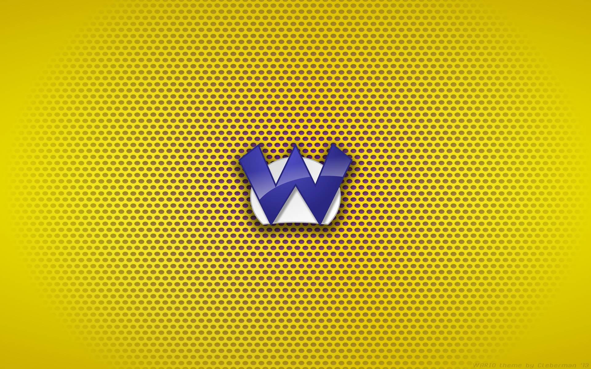Wario Computer Wallpapers, Desktop Backgrounds Id: 381092