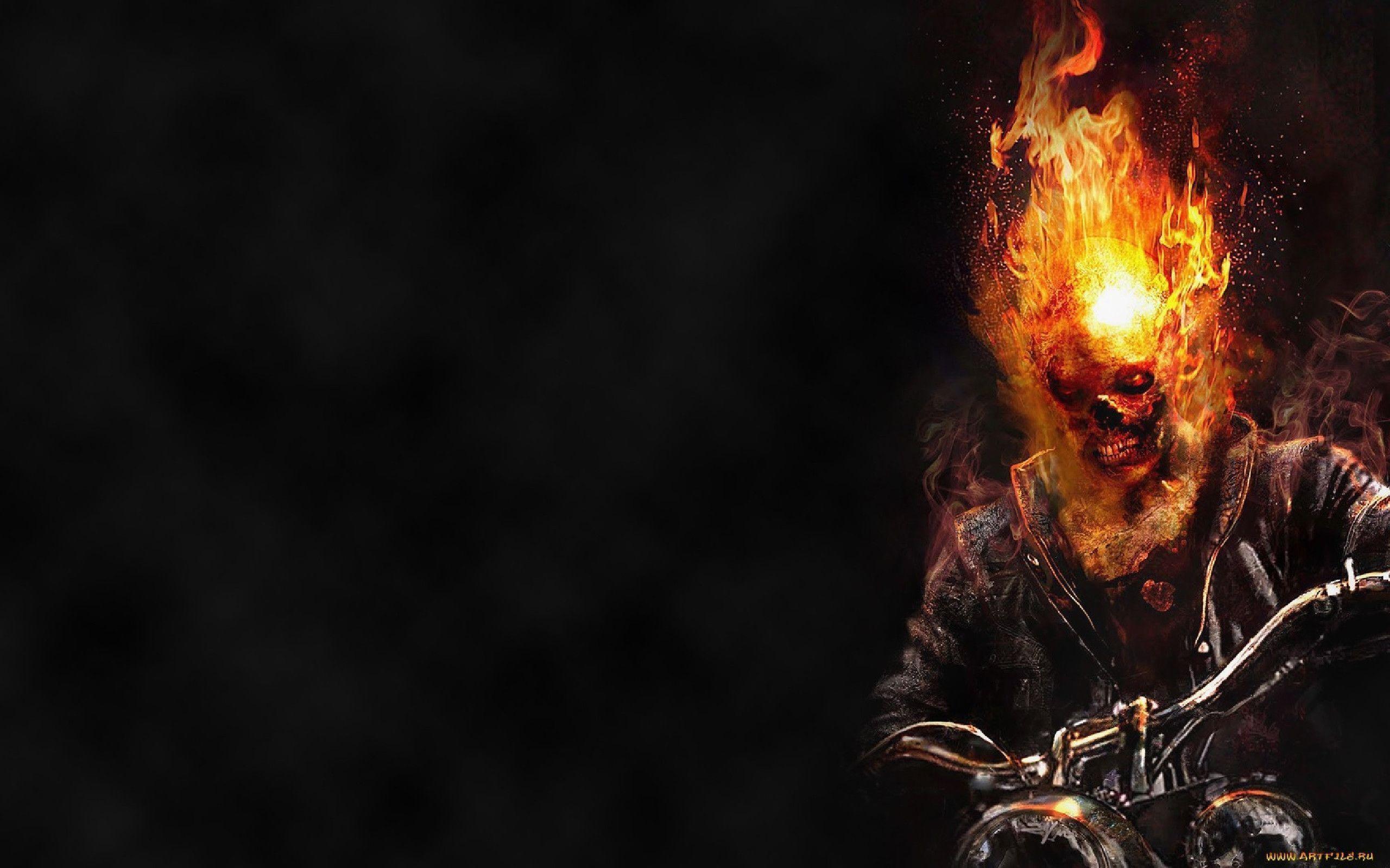 Ghost rider – The Ghost Rider Wallpaper (36926458) – Fanpop