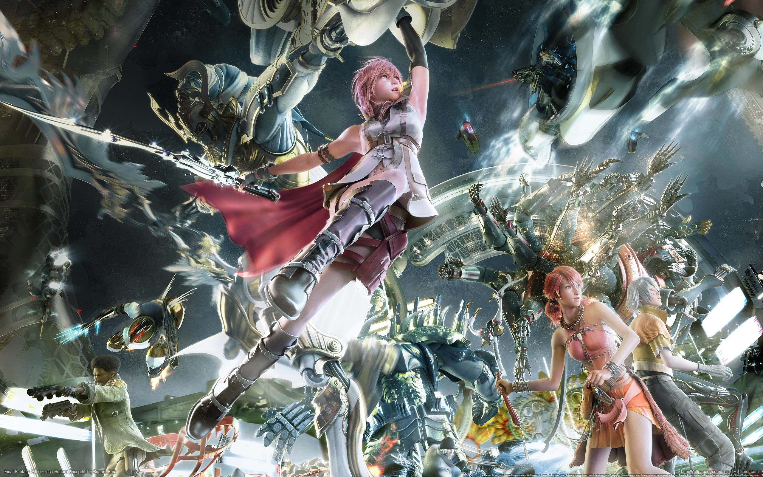 Final Fantasy Xiii Wallpapers – Full HD wallpaper search