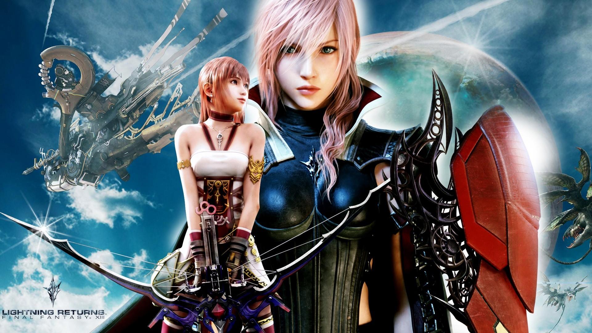 Lightning Returns Final Fantasy XIII Wallpapers | HD Wallpapers
