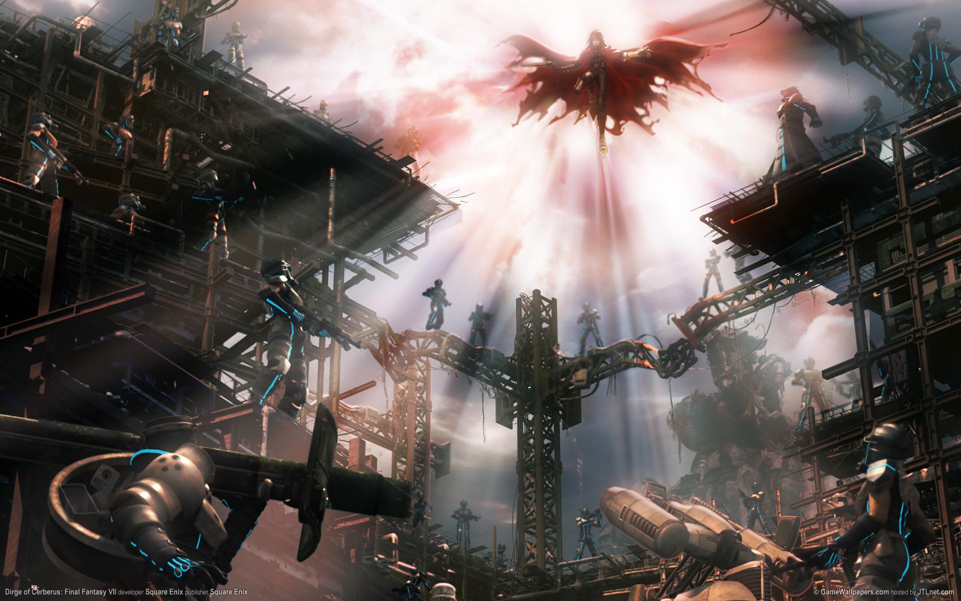 Final Fantasy HD Wallpaper Wallpapers Wallpapers