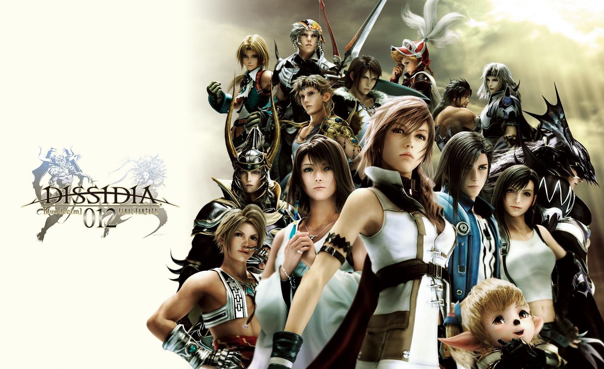 HD Wallpaper | Background ID:116420. Video Game Dissidia 012: Final  Fantasy