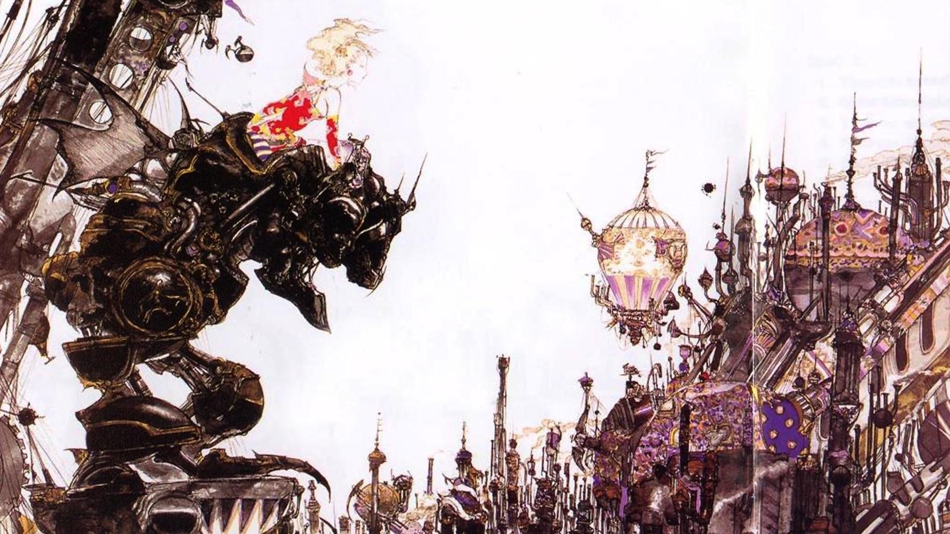 HD Wallpaper | Background ID:599075. Video Game Final Fantasy VI