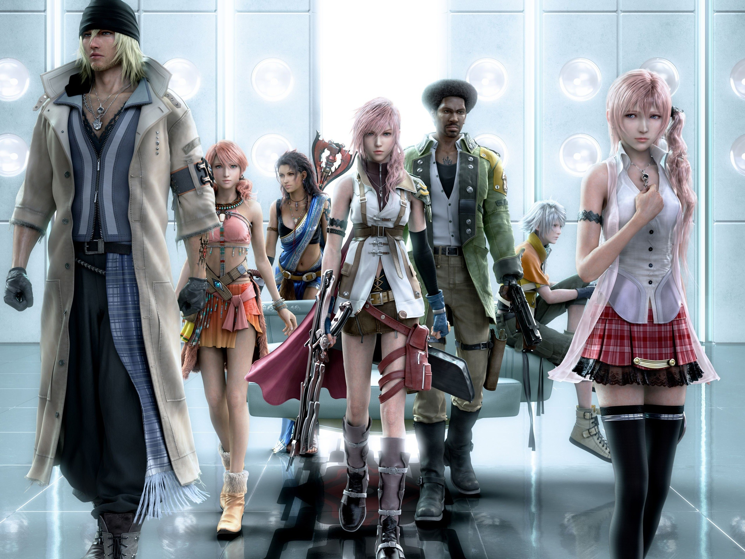 Related For Final Fantasy 13 Wallpaper Hd