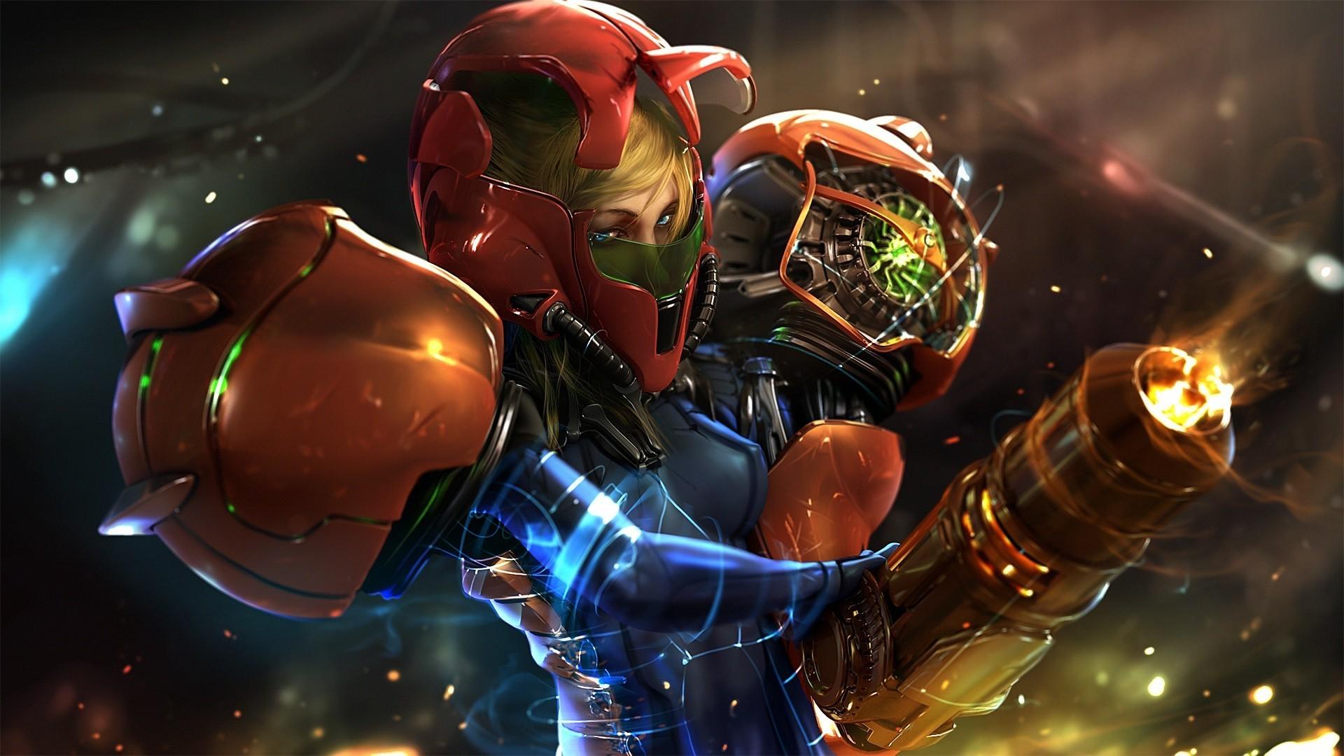 video Games, Metroid, Samus Aran Wallpapers HD / Desktop and Mobile  Backgrounds