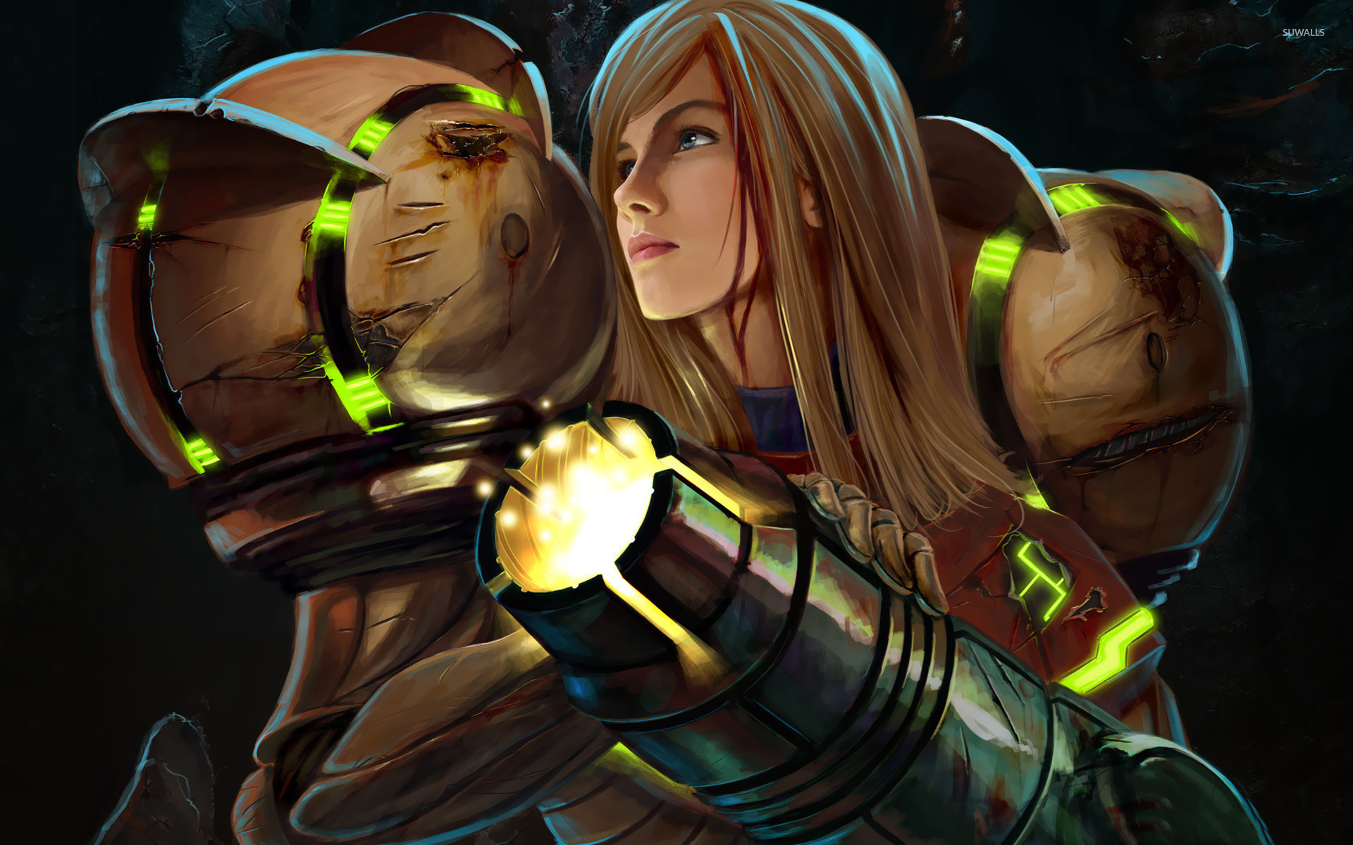 Samus Aran – Metroid Prime [2] wallpaper jpg
