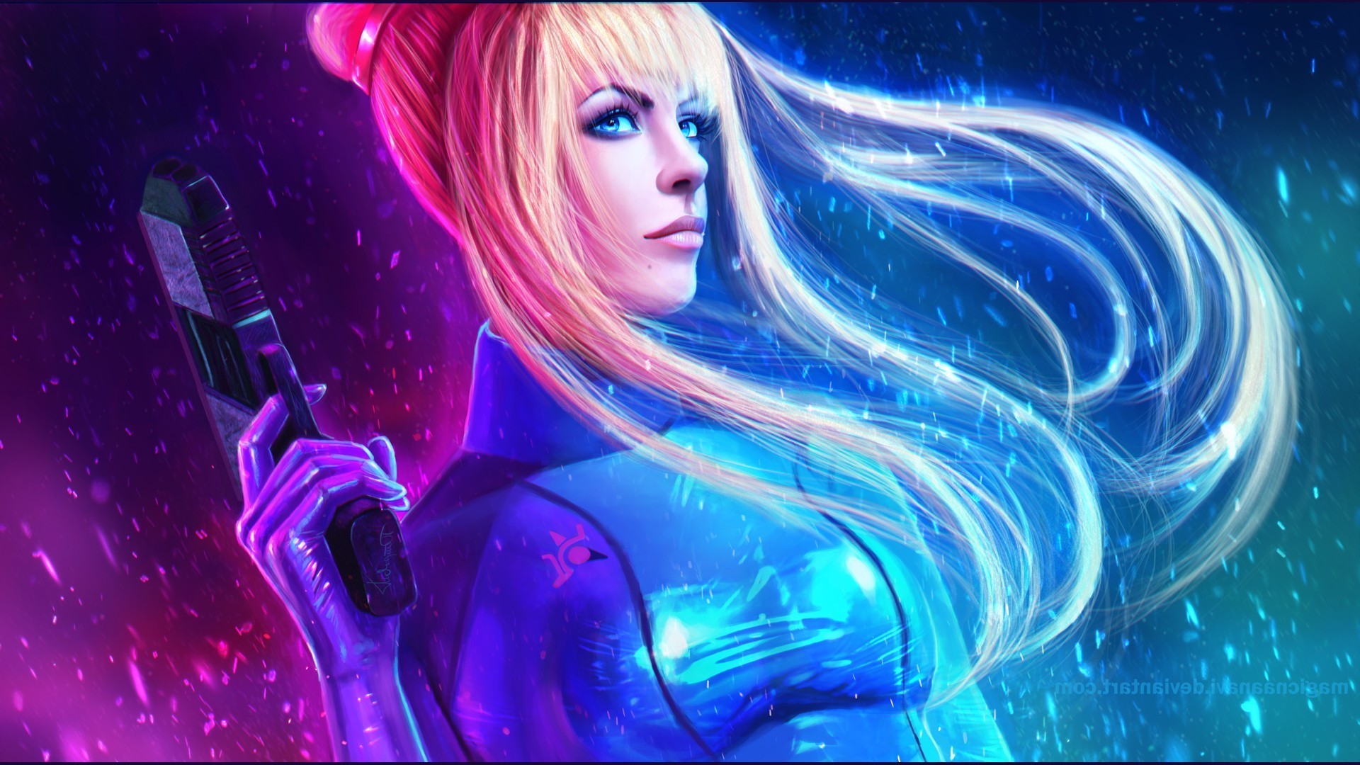 Samus Aran, Metroid, Video Games, Bodysuit Wallpapers HD / Desktop and  Mobile Backgrounds
