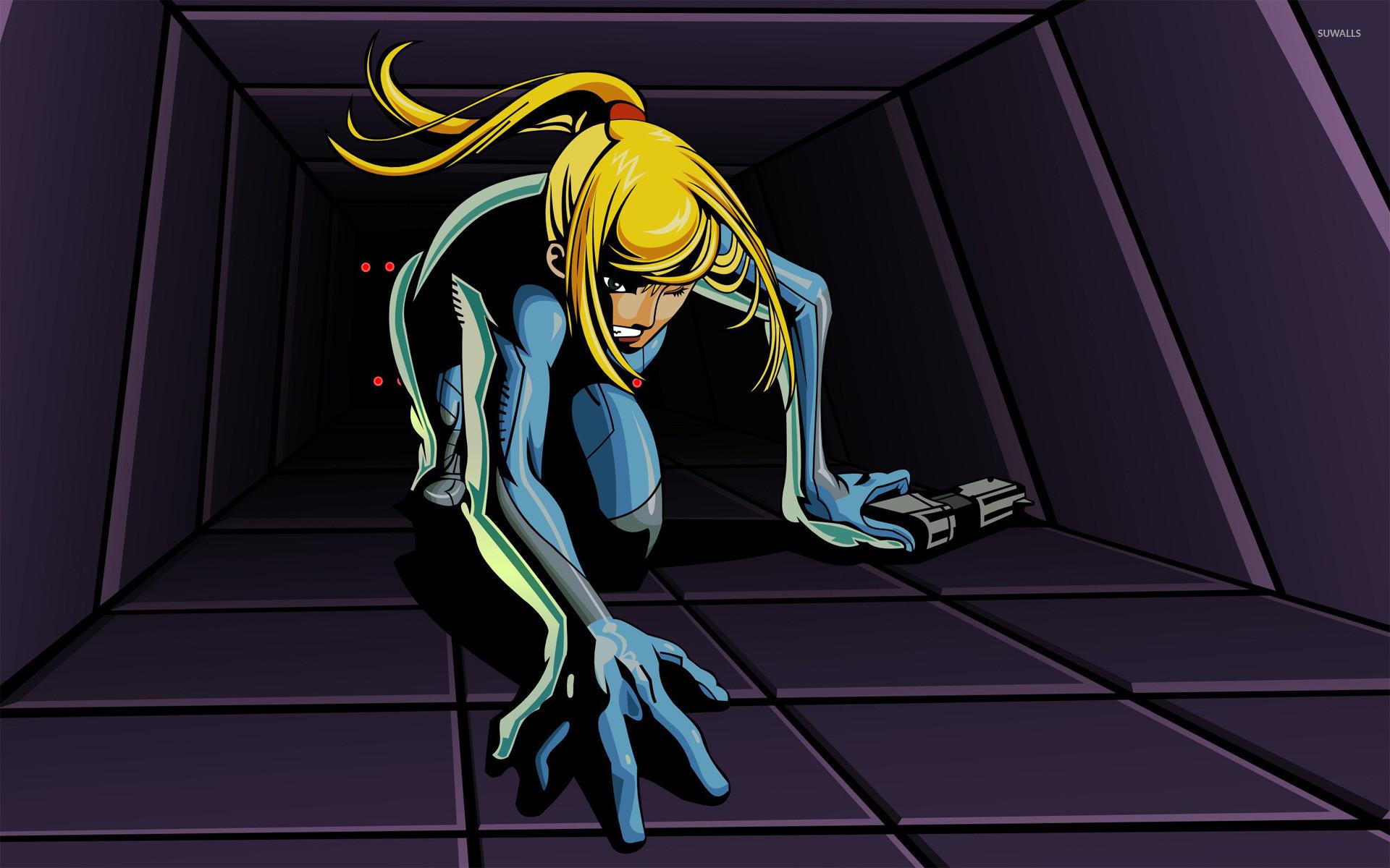 Samus Aran – Metroid: Zero Mission wallpaper jpg