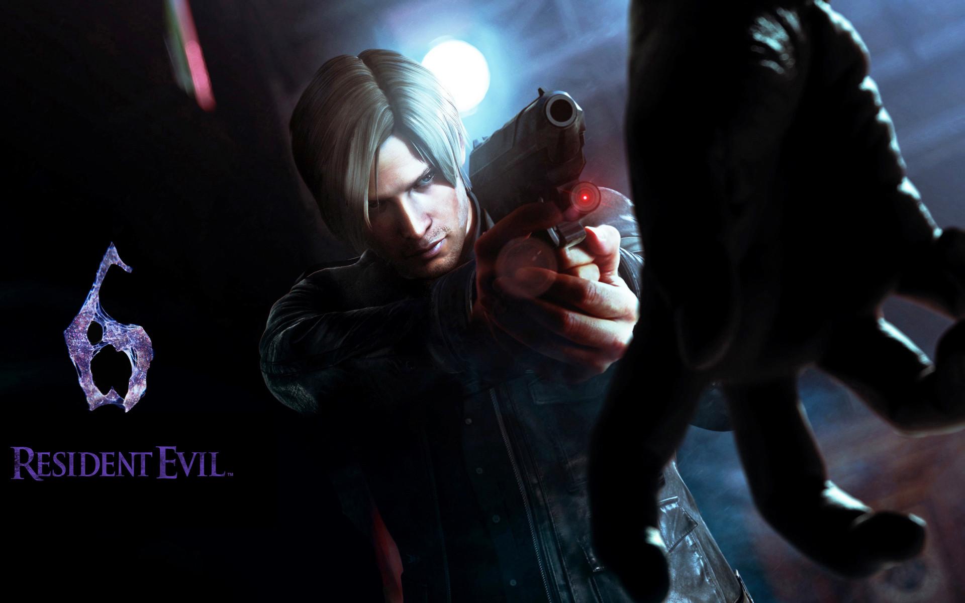 Resident Evil 6 Wallpaper HD 45903