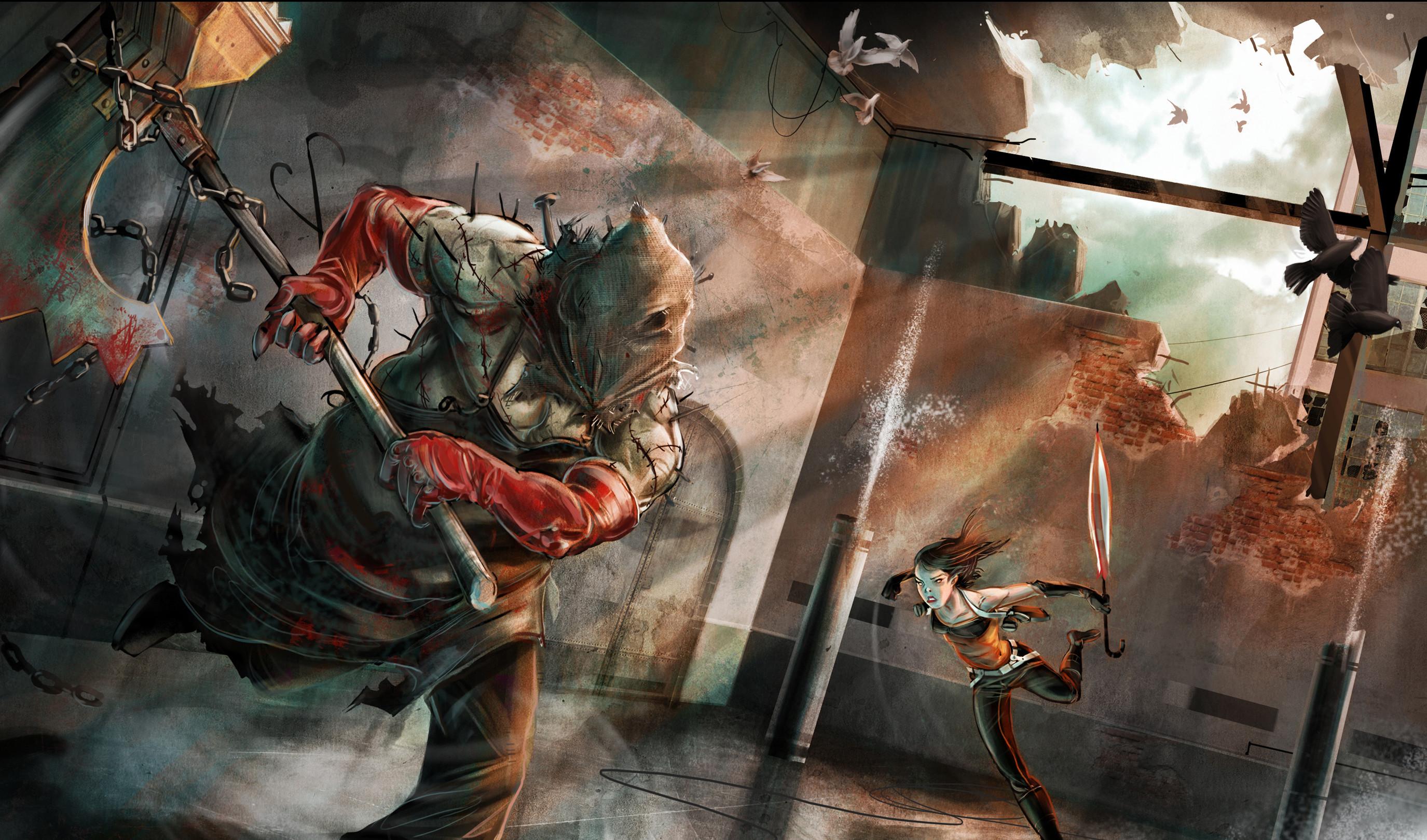 Resident Evil Computer Wallpapers, Desktop Backgrounds .