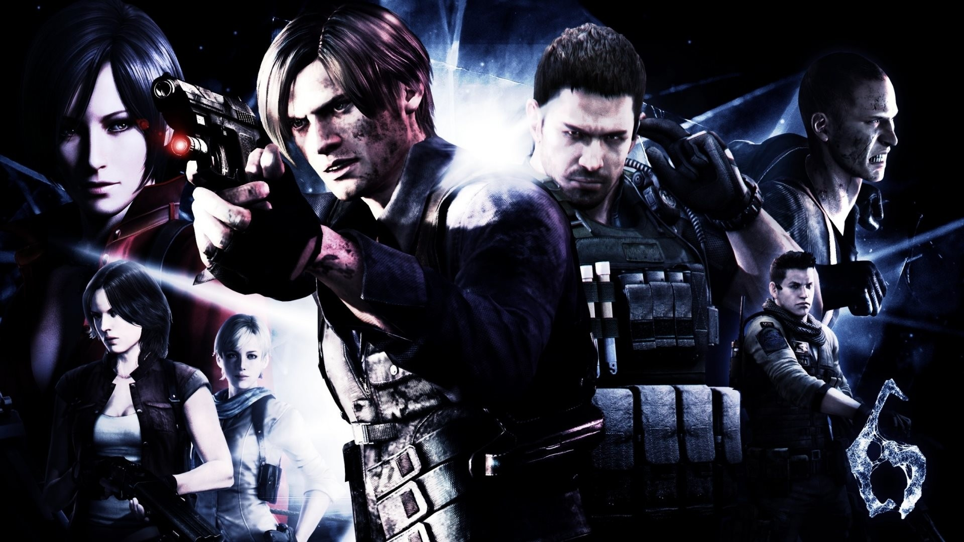 134 Resident Evil Wallpapers Hd
