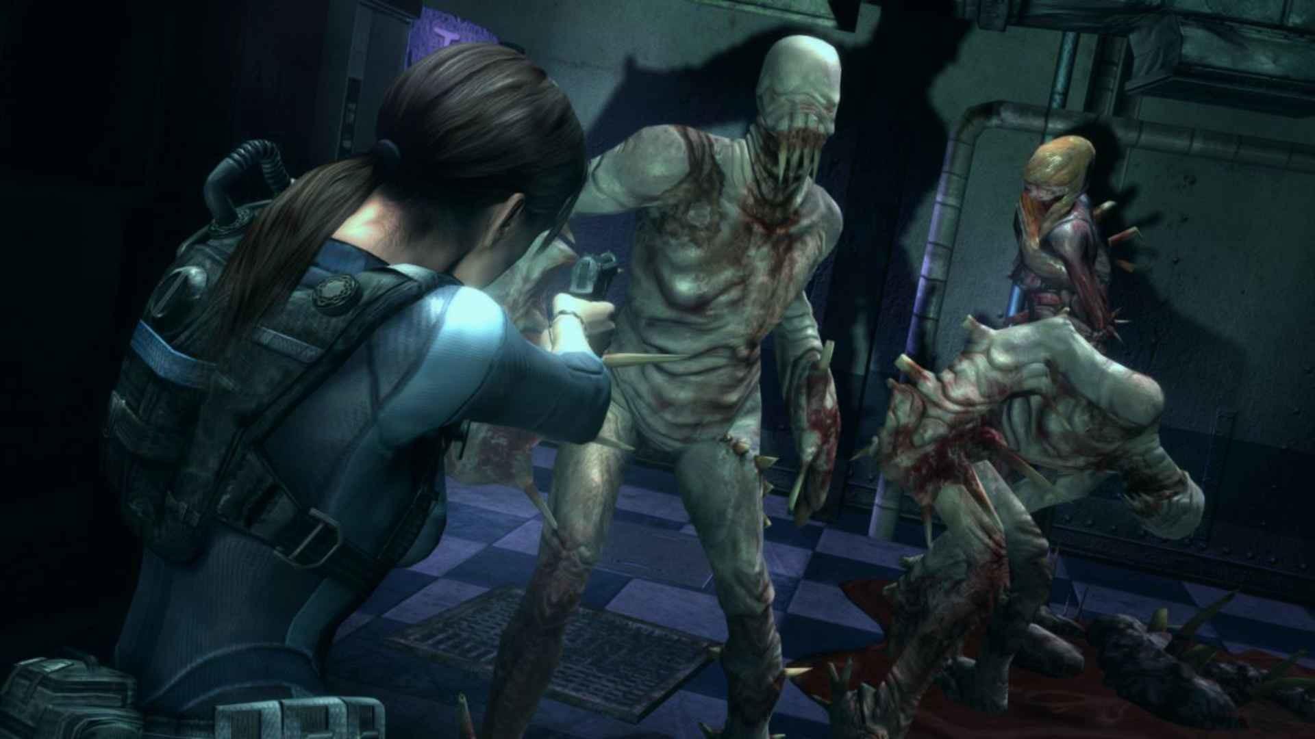 Resident Evil Wallpaper Hd