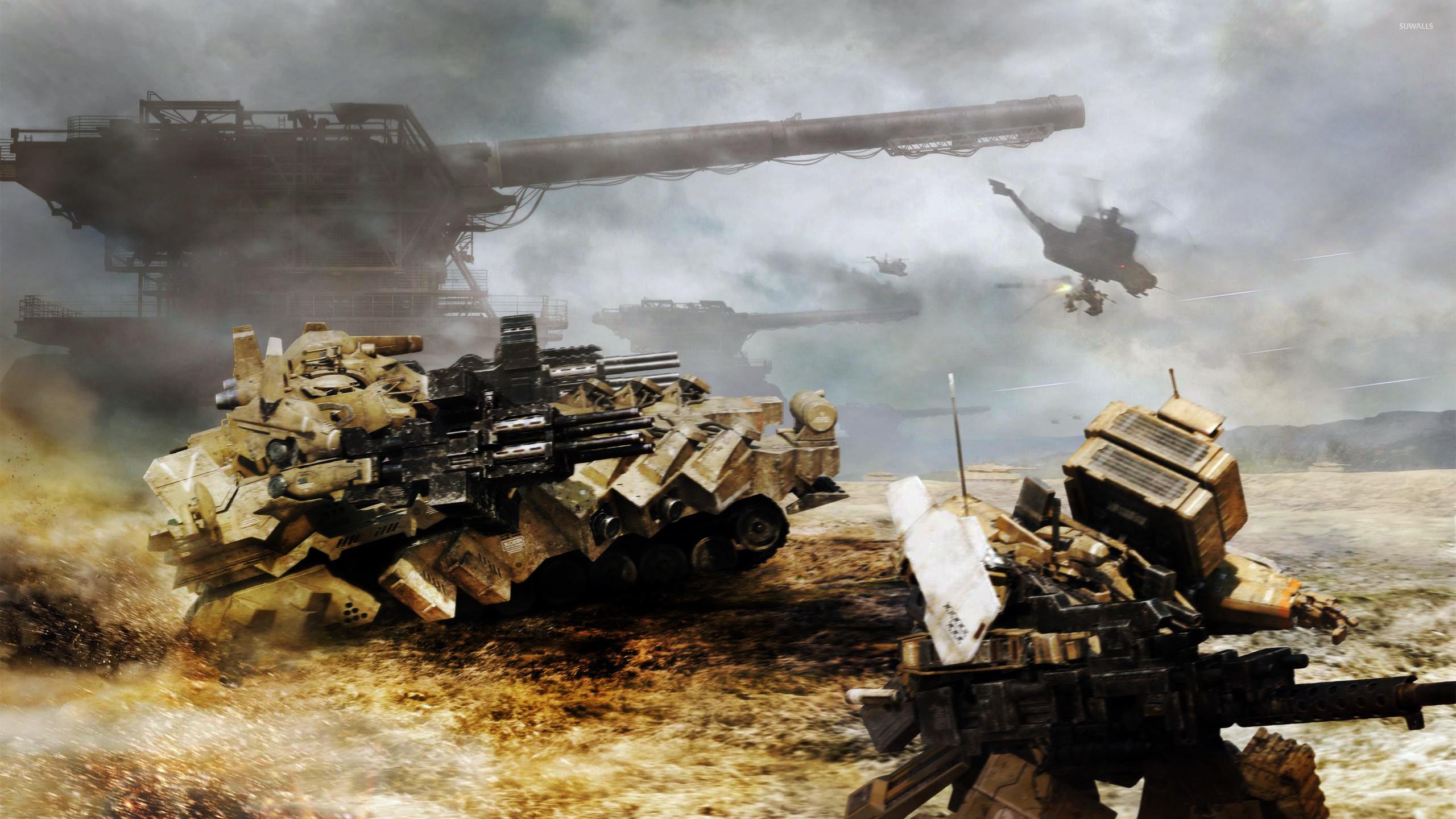 Armored Core wallpaper jpg