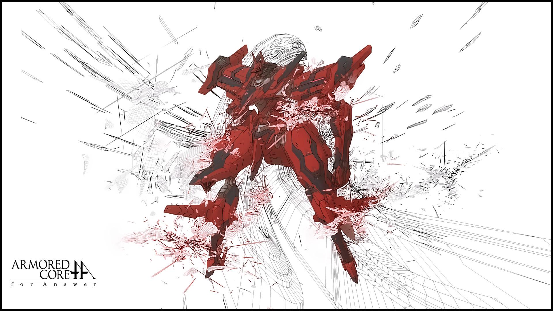Armored Core Wallpaper by Malafil Armored Core Wallpaper by Malafil