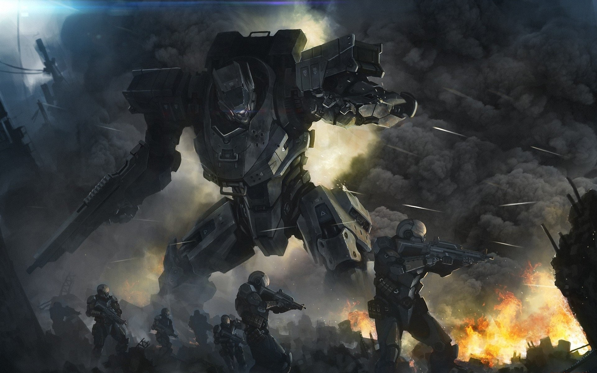 Love me some Armored Core.