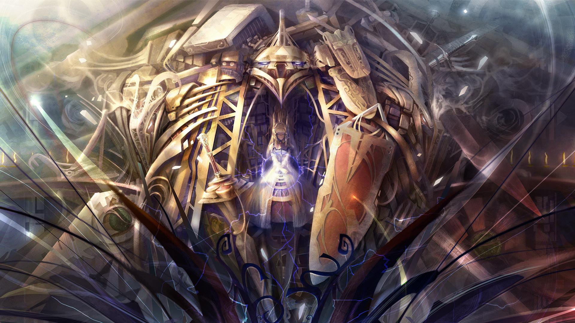 Armor Artwork Fantasy Art Mecha …
