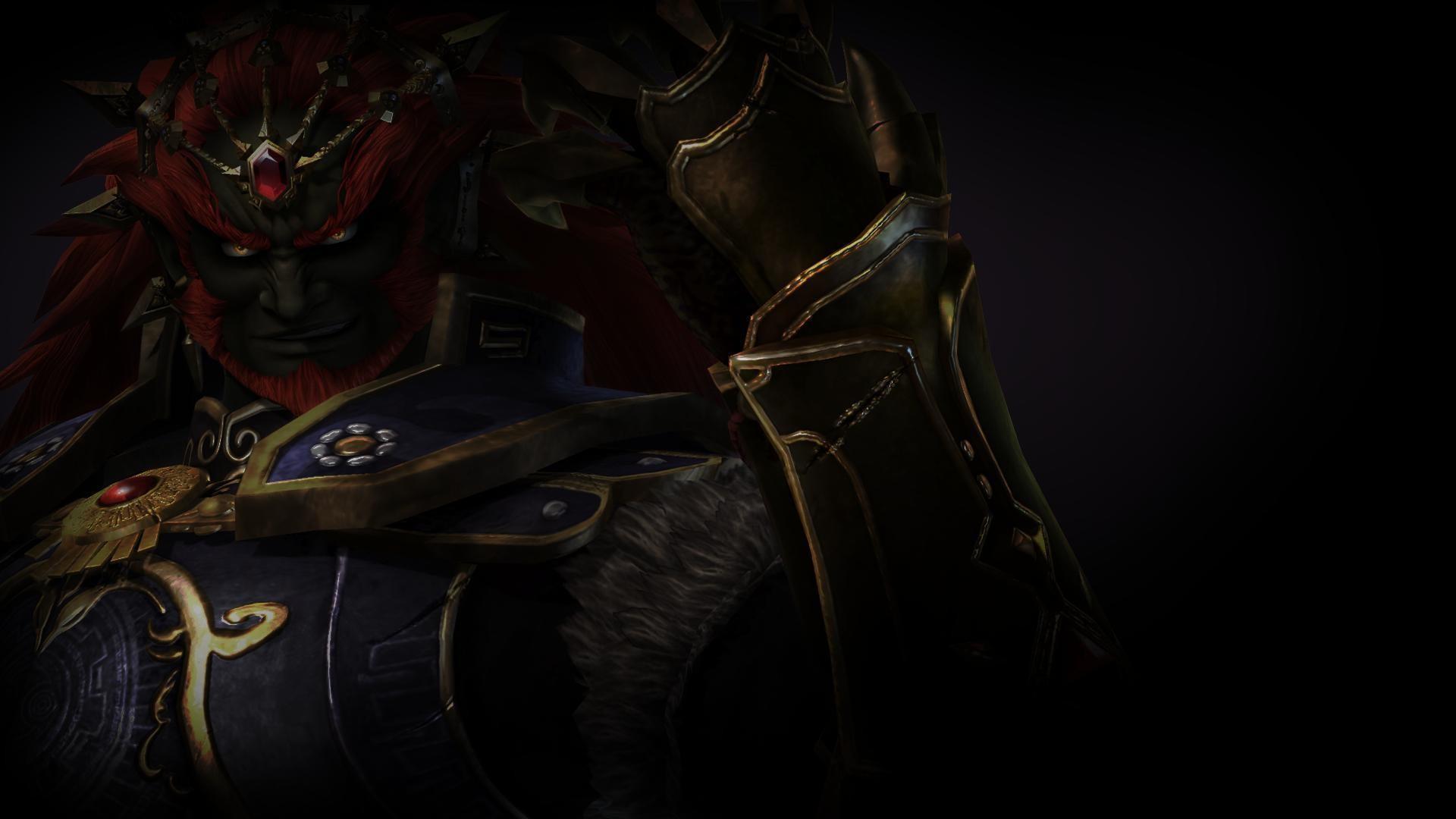 Hyrule Warriors Ganondorf Wallpaper by MachRiderZ on DeviantArt