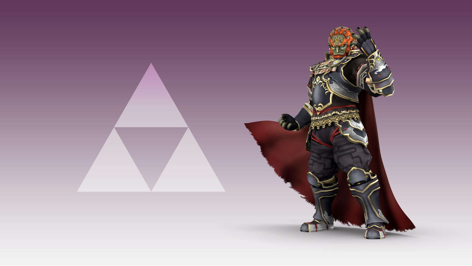 Ganondorf Wallpaper [Smash 3] by ryo-10pa on DeviantArt