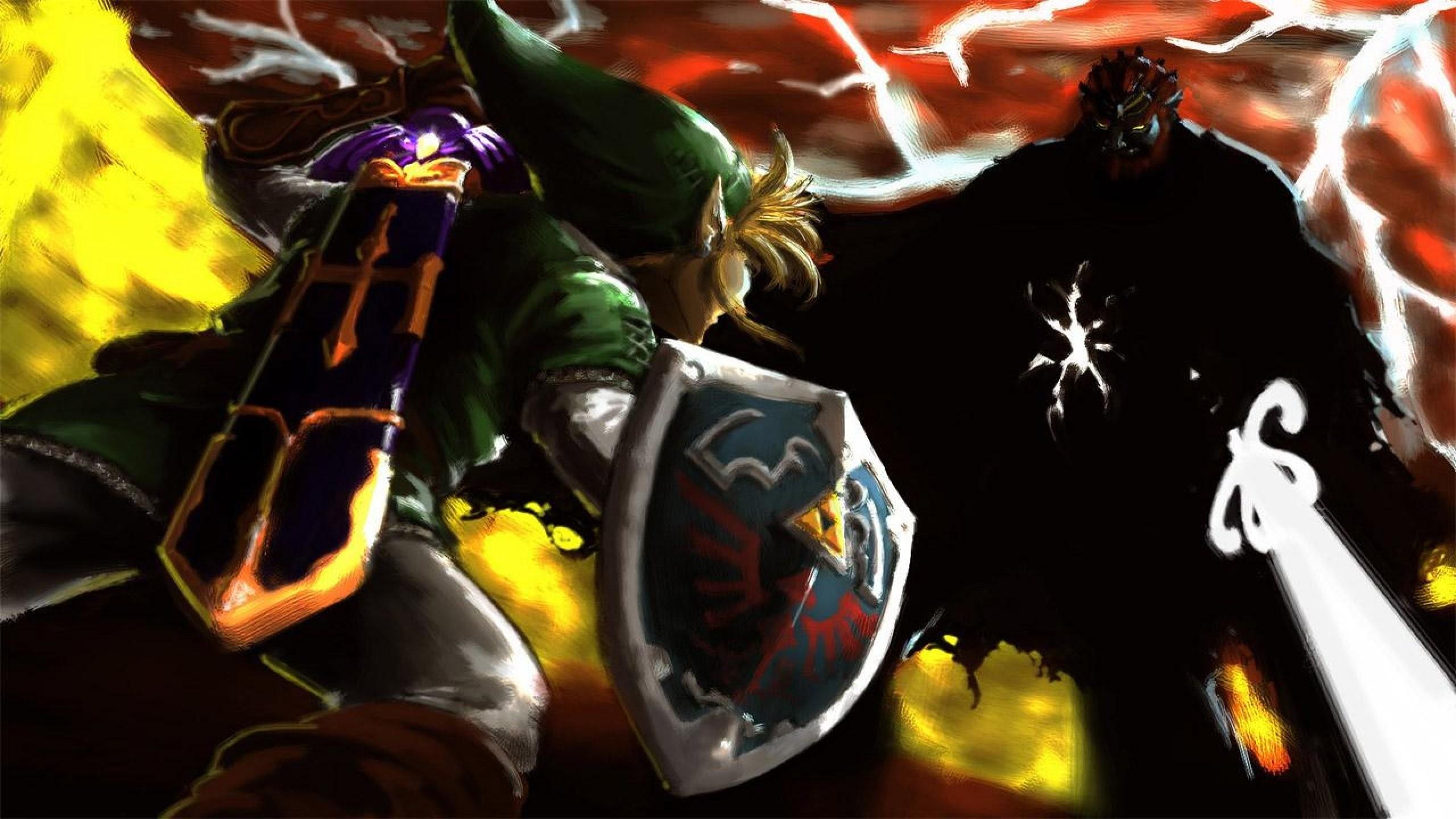 Legend Of Zelda Ganondorf …