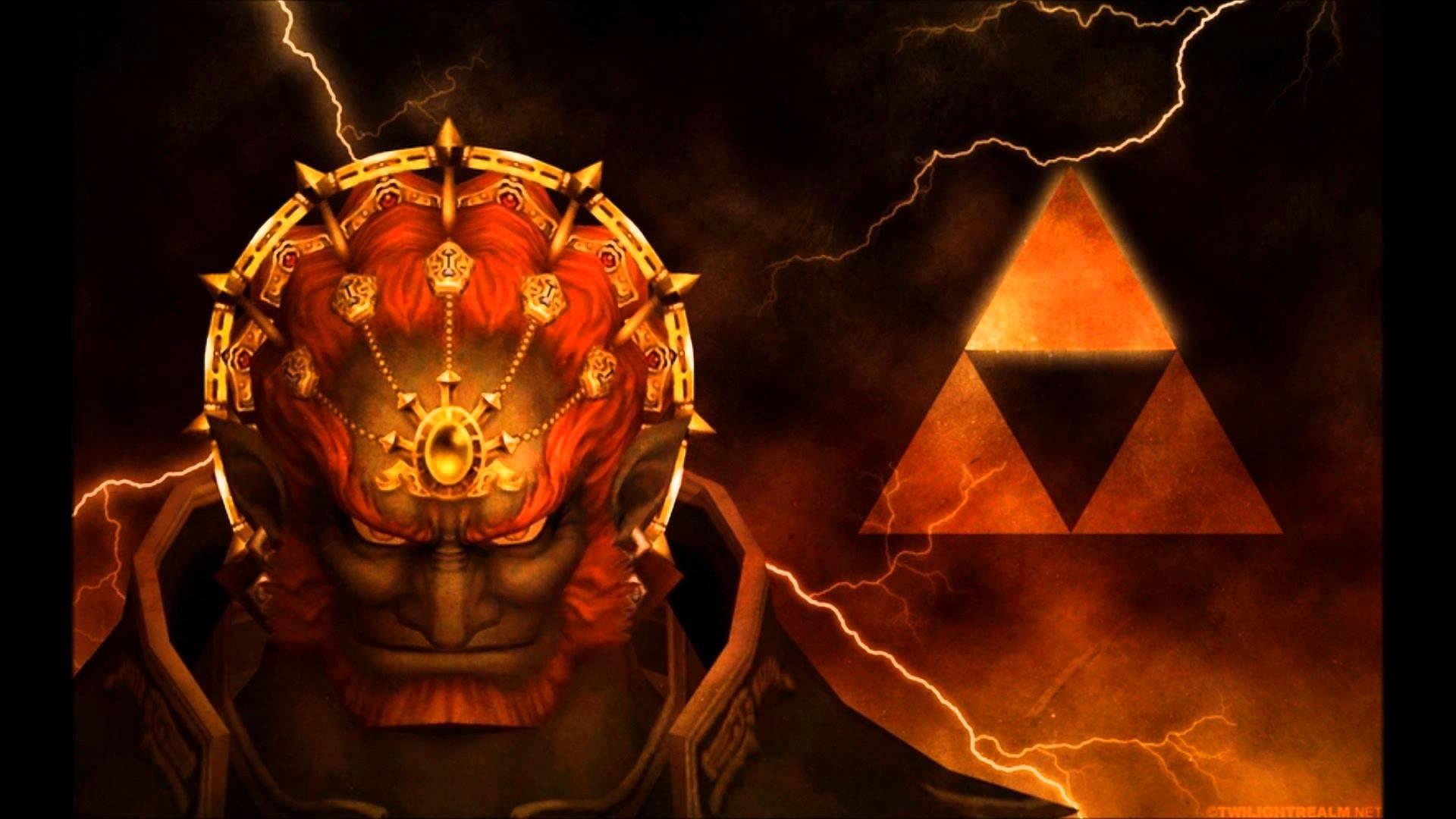 Legend of Zelda :Twilight Princess- Dark Lord Ganondorf Theme Remix