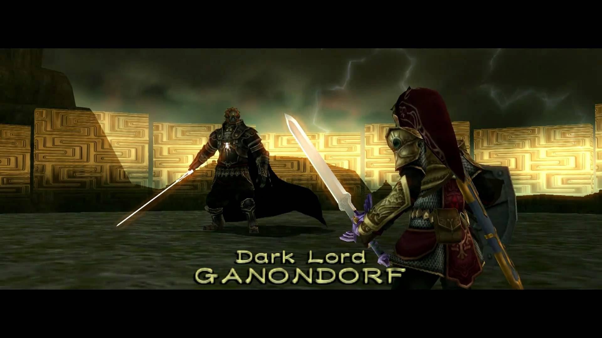Ganon Twilight Princess all fights – YouTube
