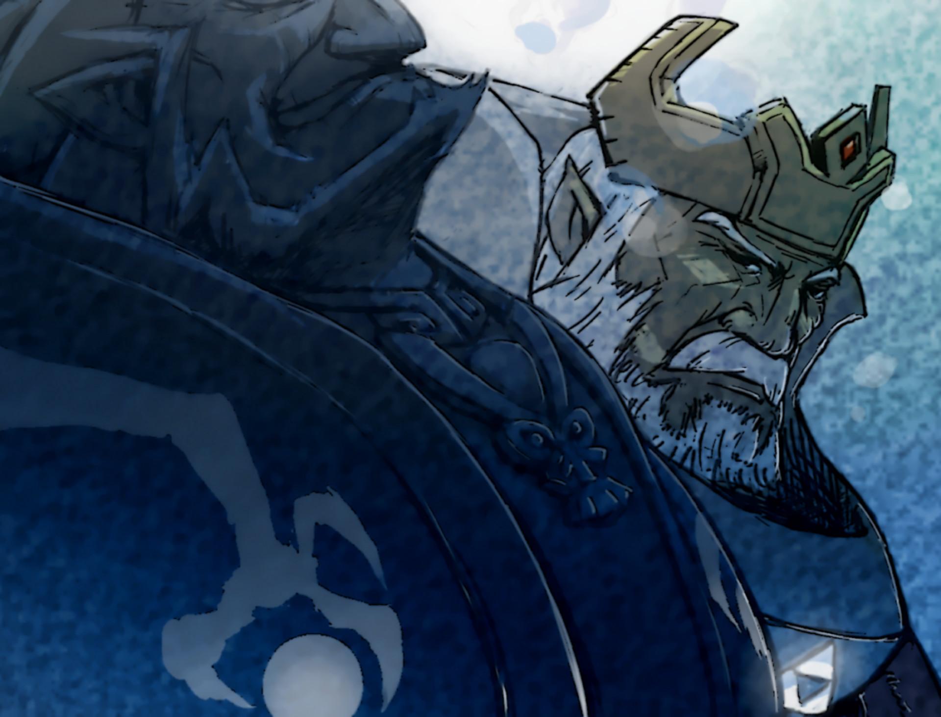 Video Game – The Legend of Zelda: The Wind Waker Daphnes Nohansen Hyrule Ganondorf  Wallpaper