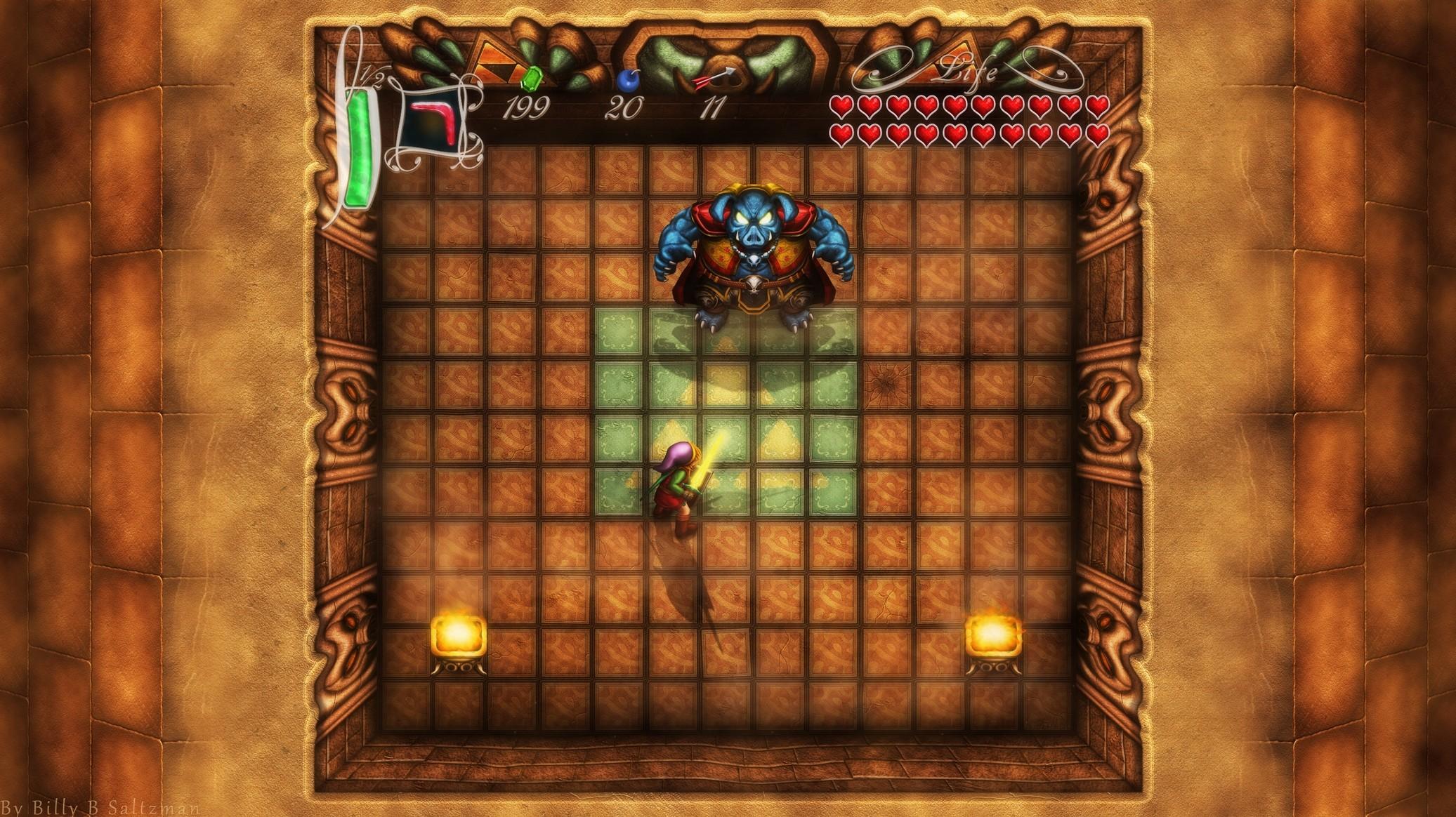 wallpaper Zelda · Ganondorf
