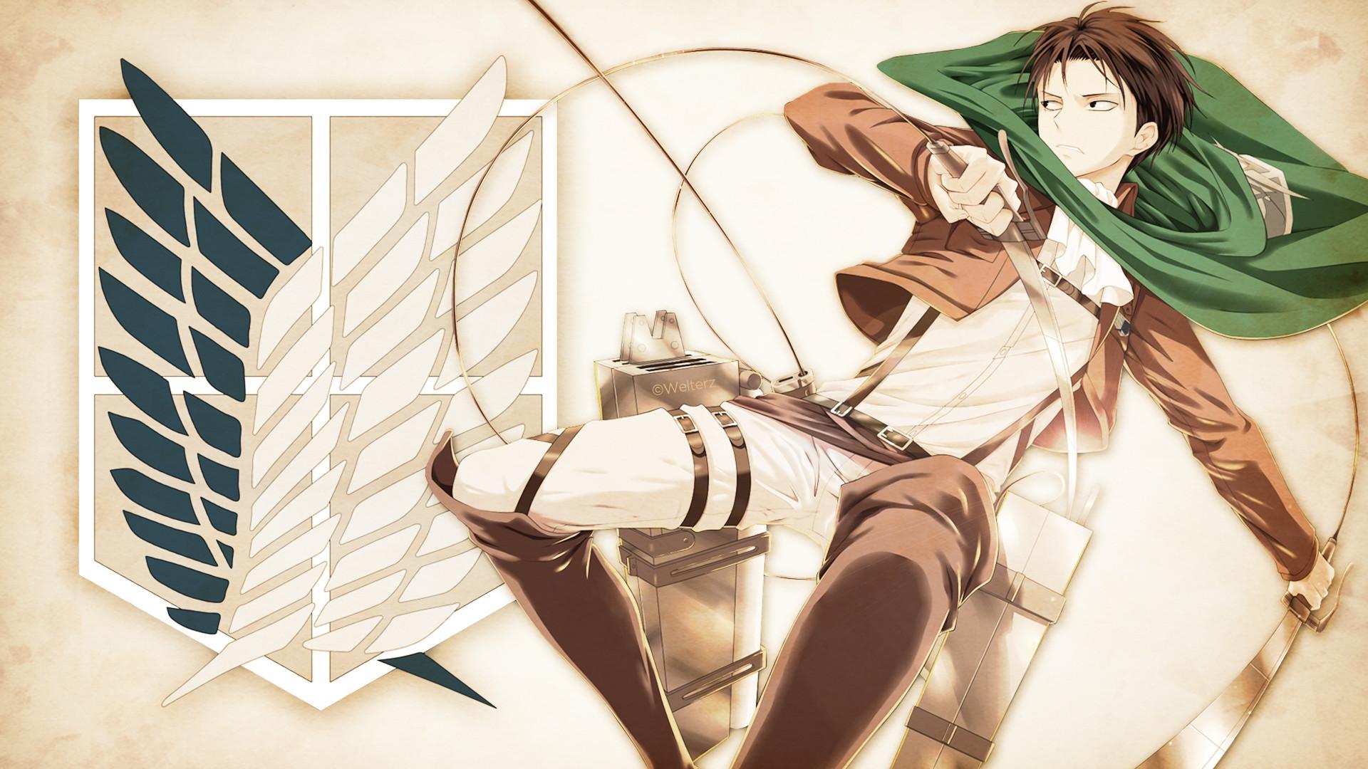HD Wallpaper   Background ID:607708. Anime Attack On Titan