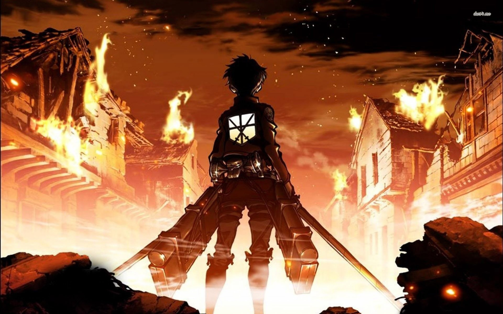 HD Wallpaper   Background ID:508247. Anime Attack On Titan