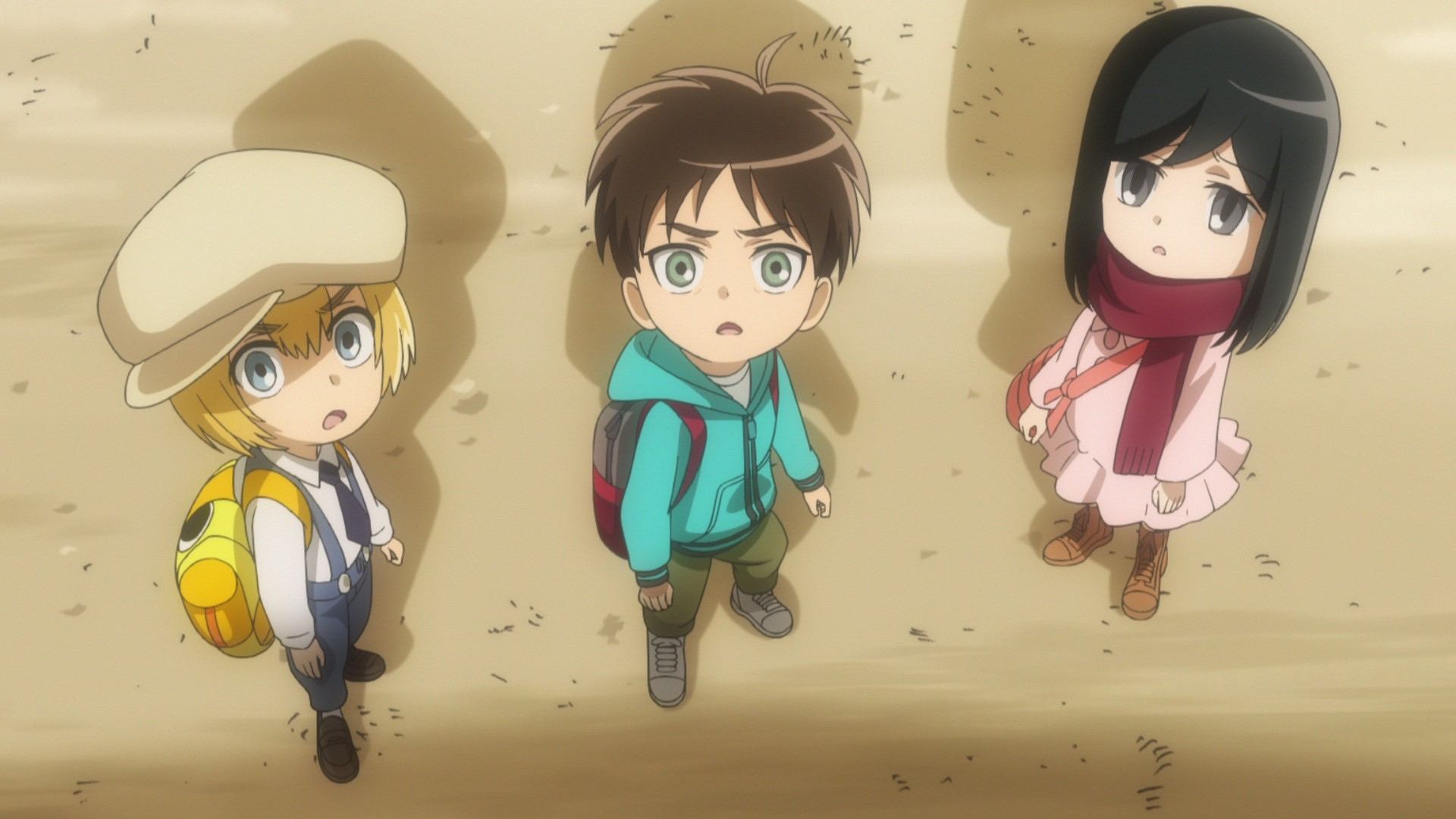 Amazing Attack On Titan: Junior High Pictures & Backgrounds