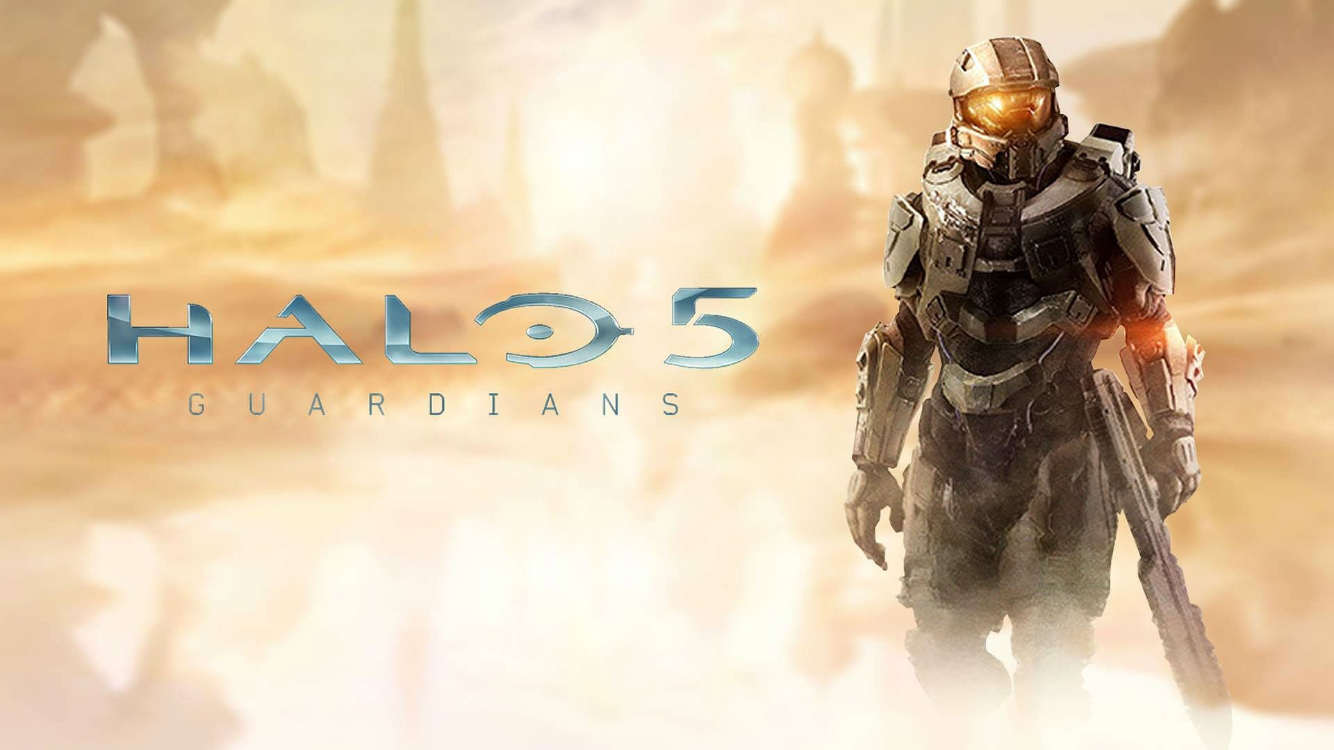 HALO 5 GUARDIANS shooter fps action fighting sci-fi warrior series war .