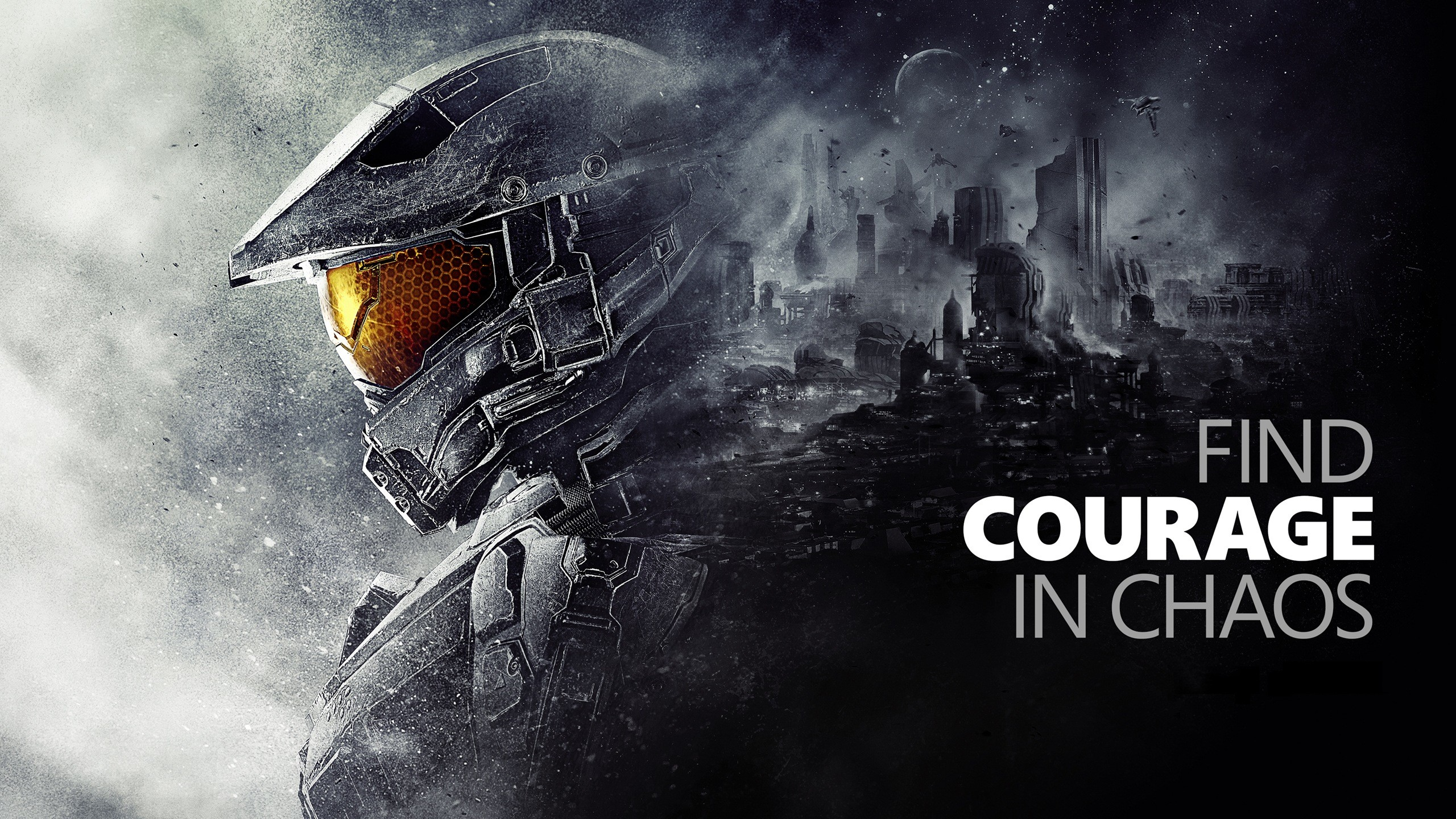 Find Courage Halo 5 Guardians wallpaper   Best HD Wallpapers