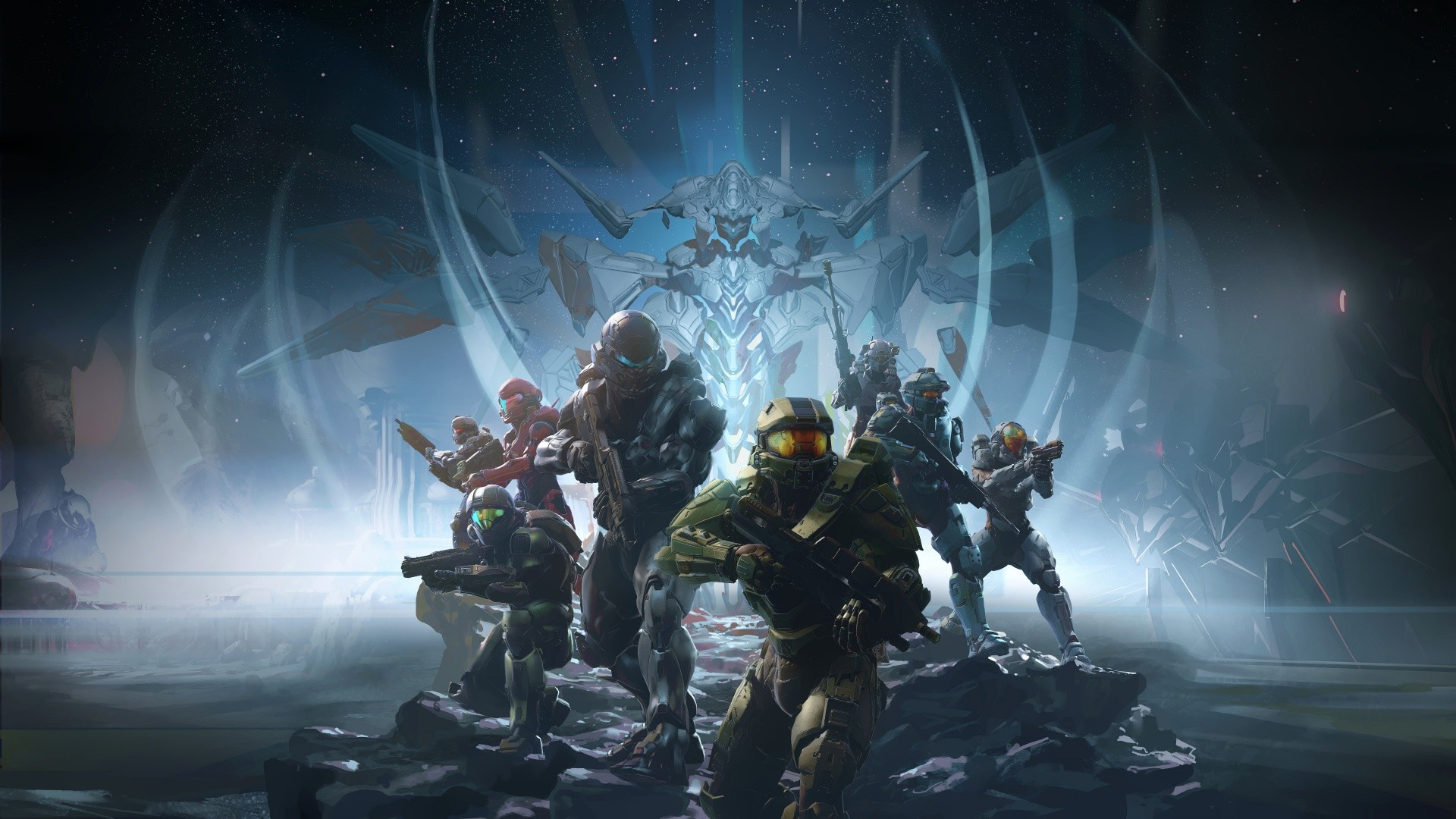 Halo 5 Guardians Game Wallpapers