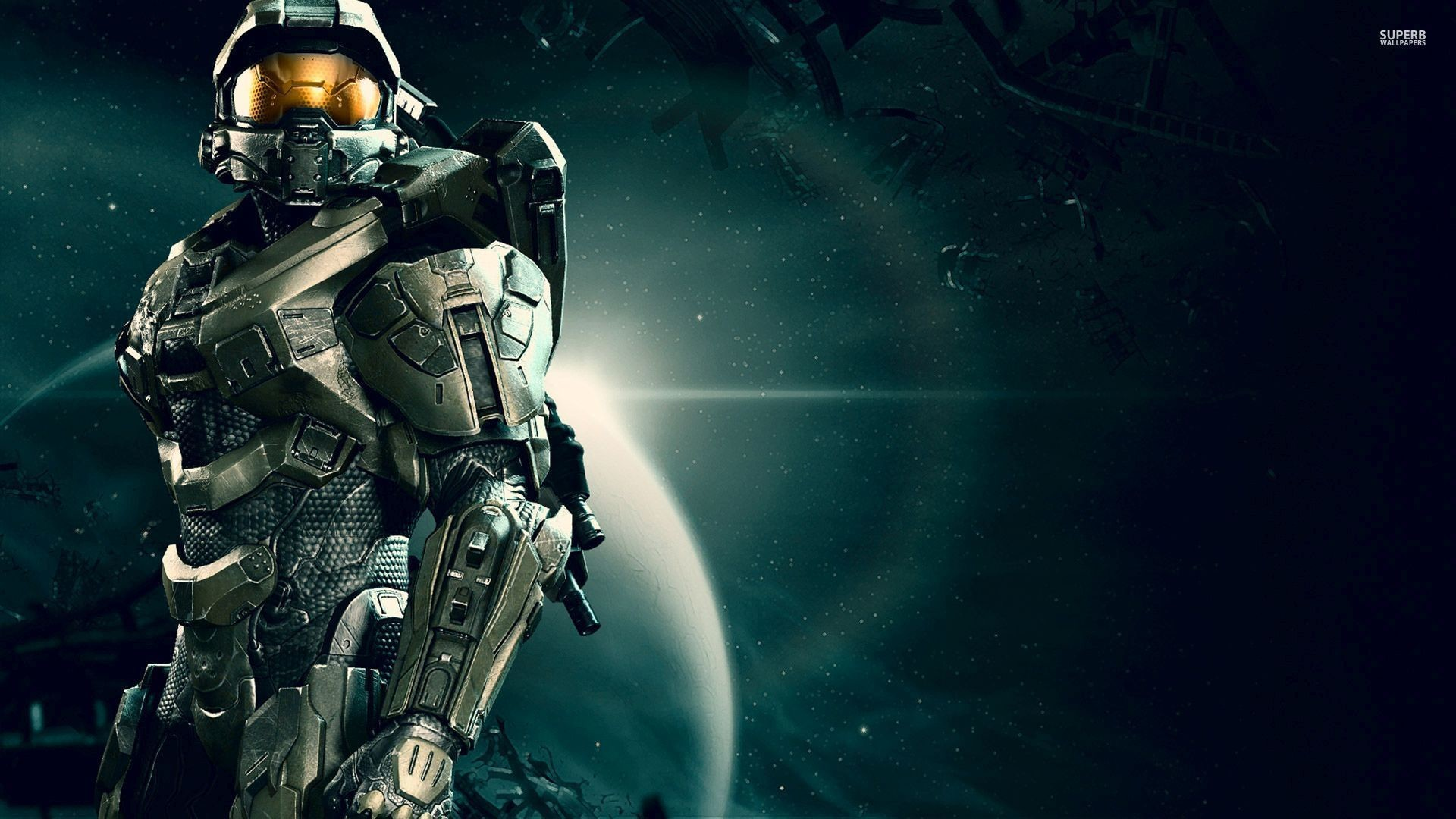 Halo 5 Master Chief HD Background Wallpapers 14111 – Amazing .