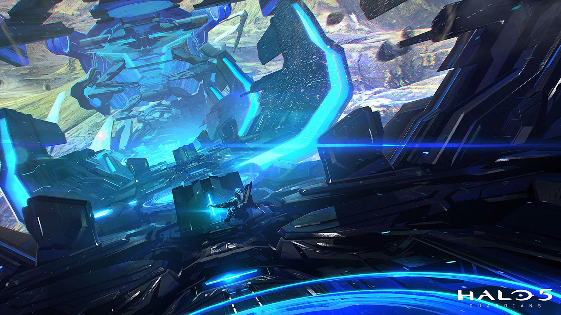 Halo 5: Guardians Wallpaper in 1920×1080