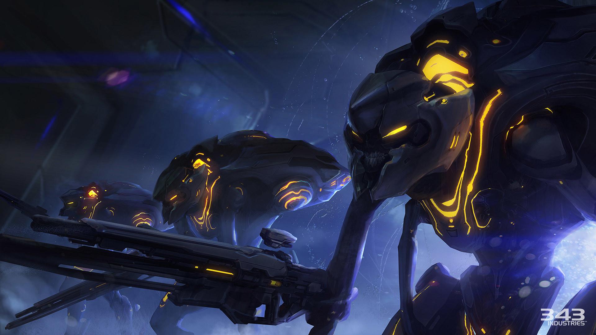 Halo 5: Guardians HD Wallpaper 1920×1080