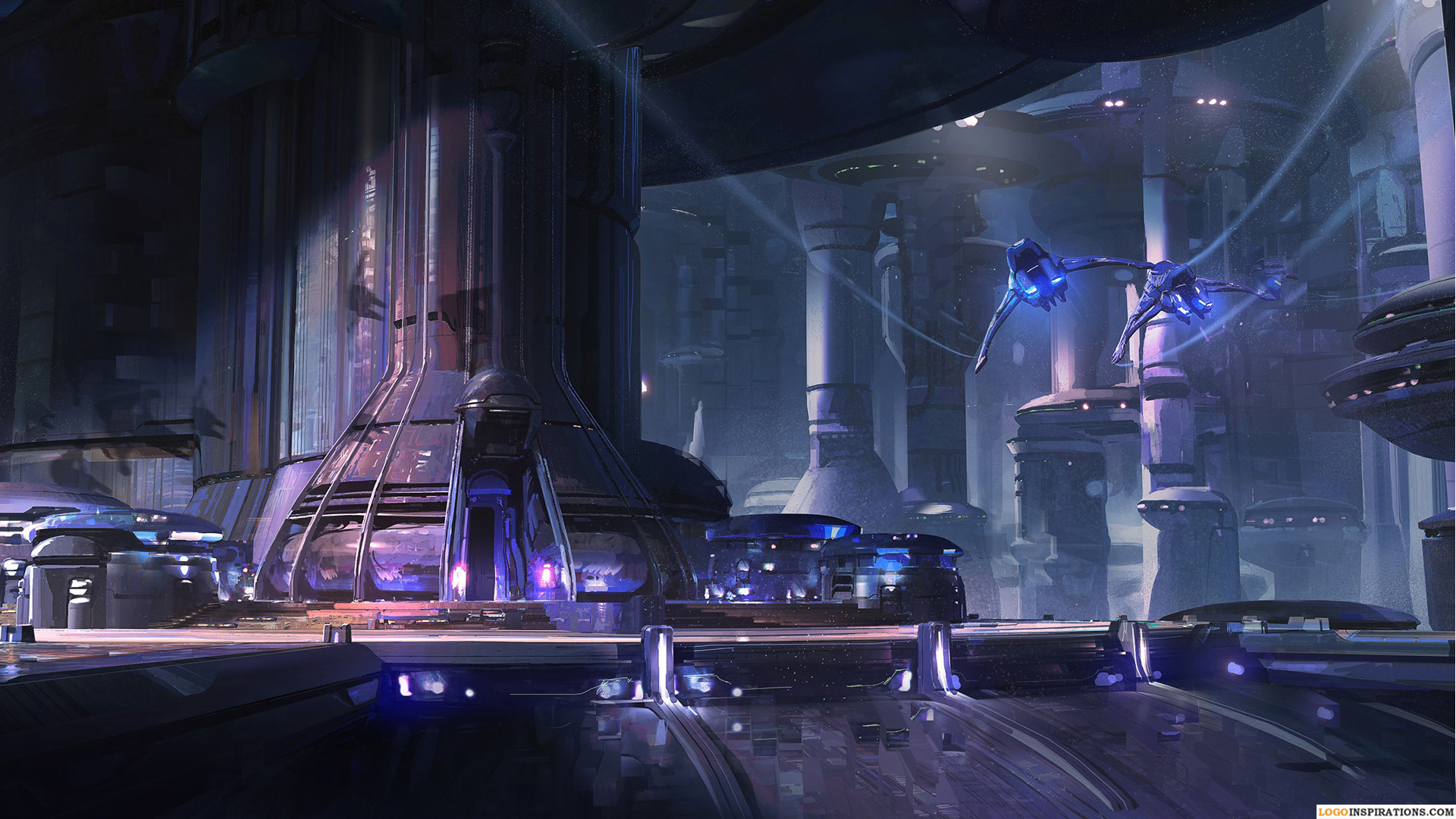 Beautidul HD Halo 5 Wallpaper