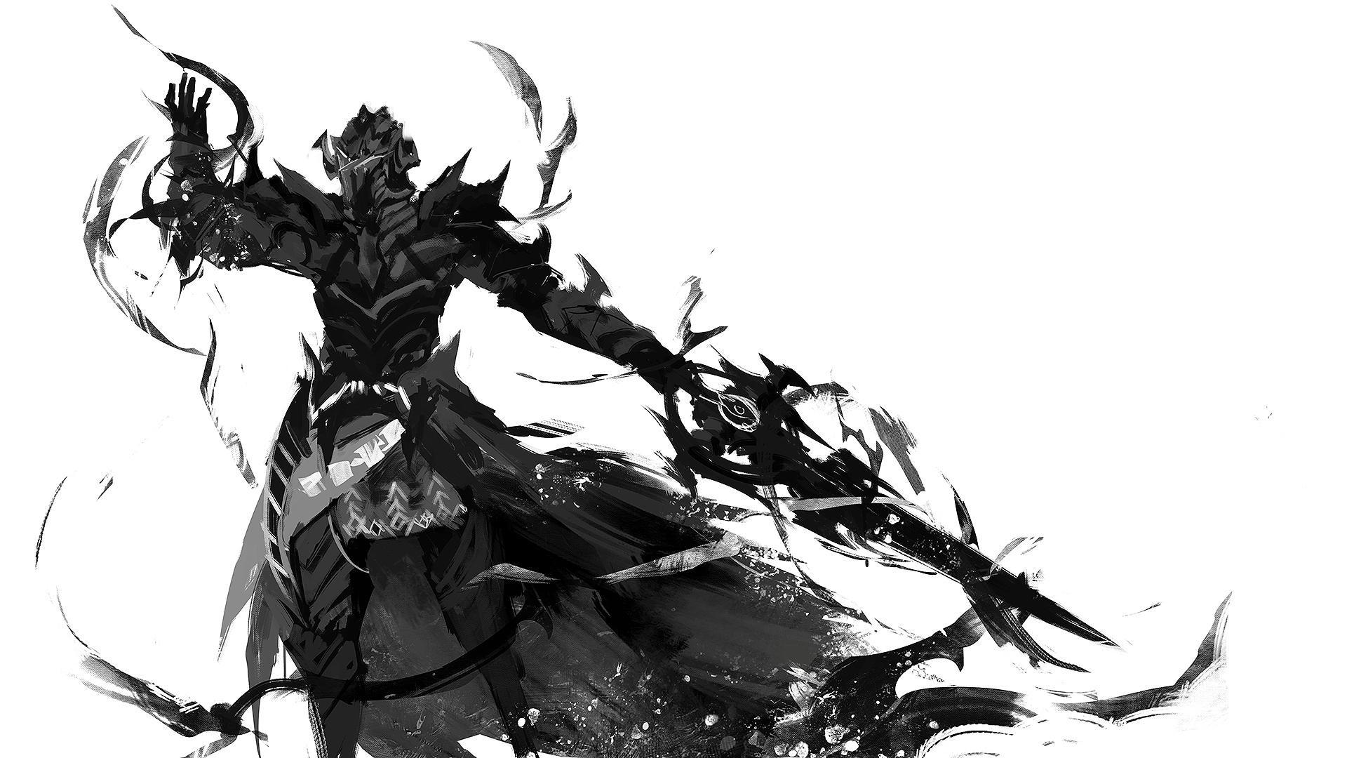… Dark Knight – Sole Survivor …