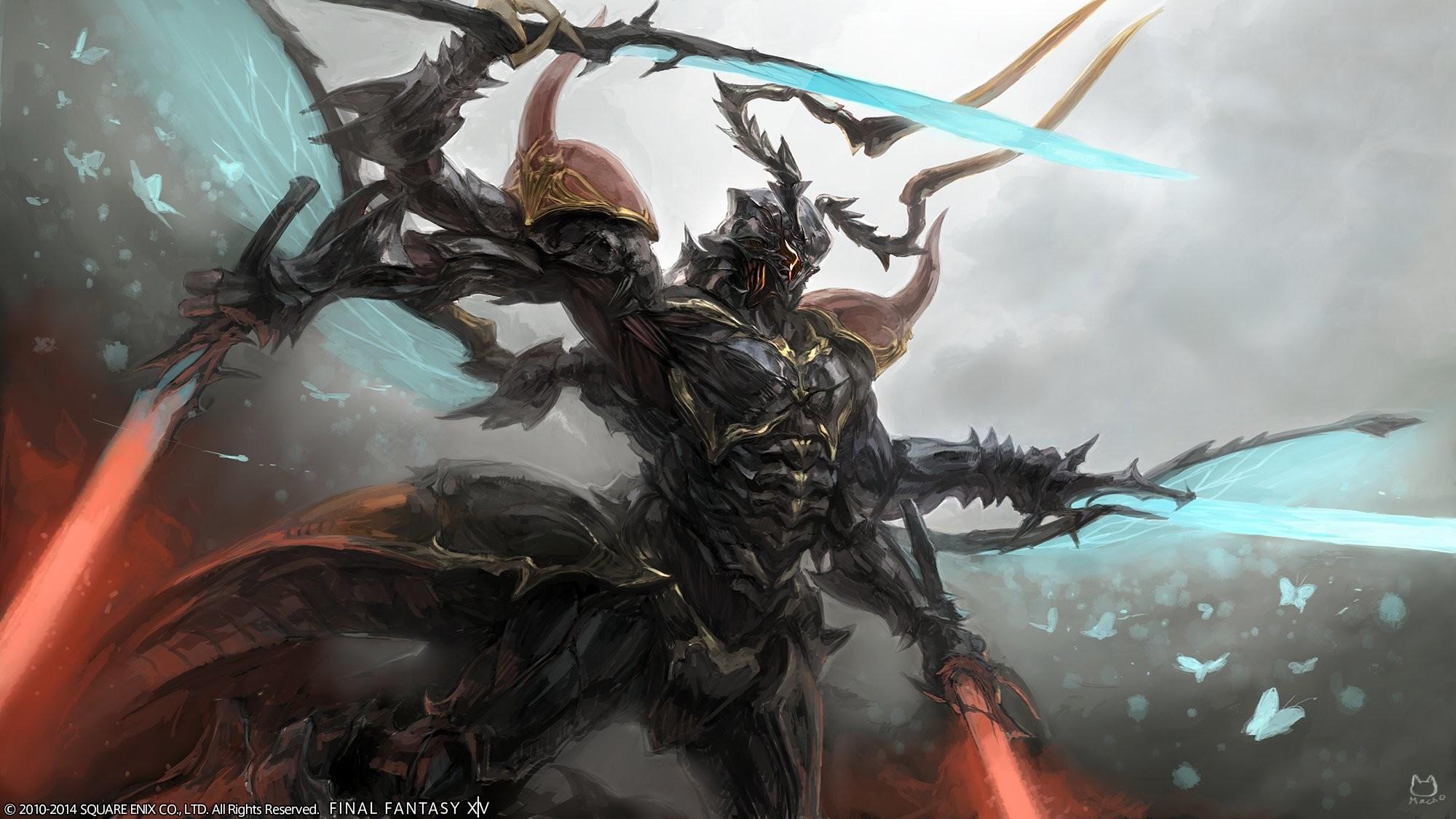 22 Dec Final Fantasy XIV Heavensward Expansion Adds 2 New Jobs