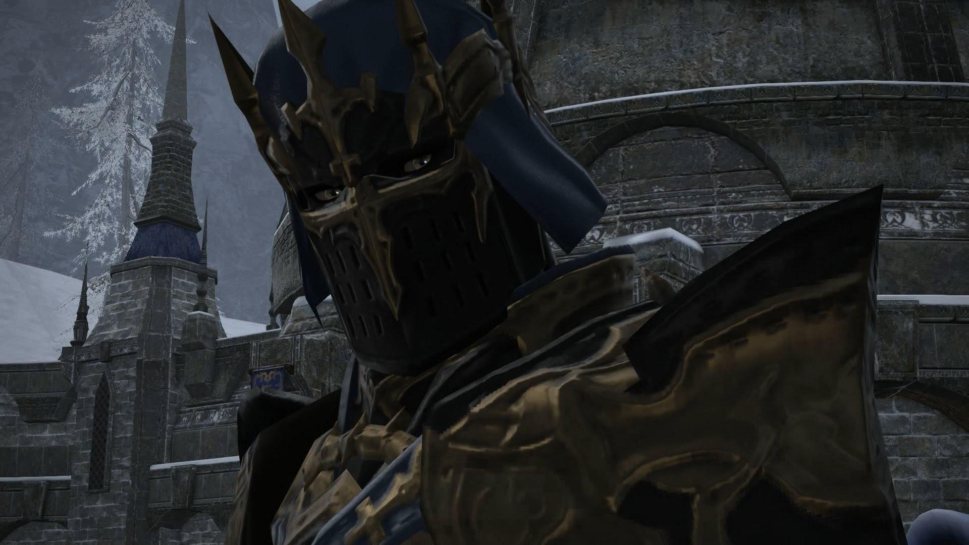 Final Fantasy XIV: The Movie – job quests (Dark Knight pt1)