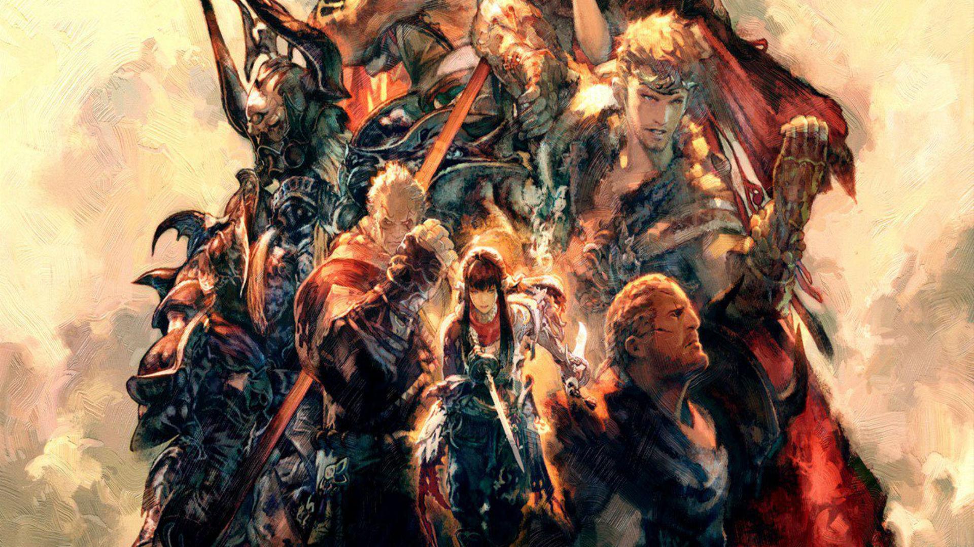 Final Fantasy XIV: Stormblood's opening movie reveals new Samurai class