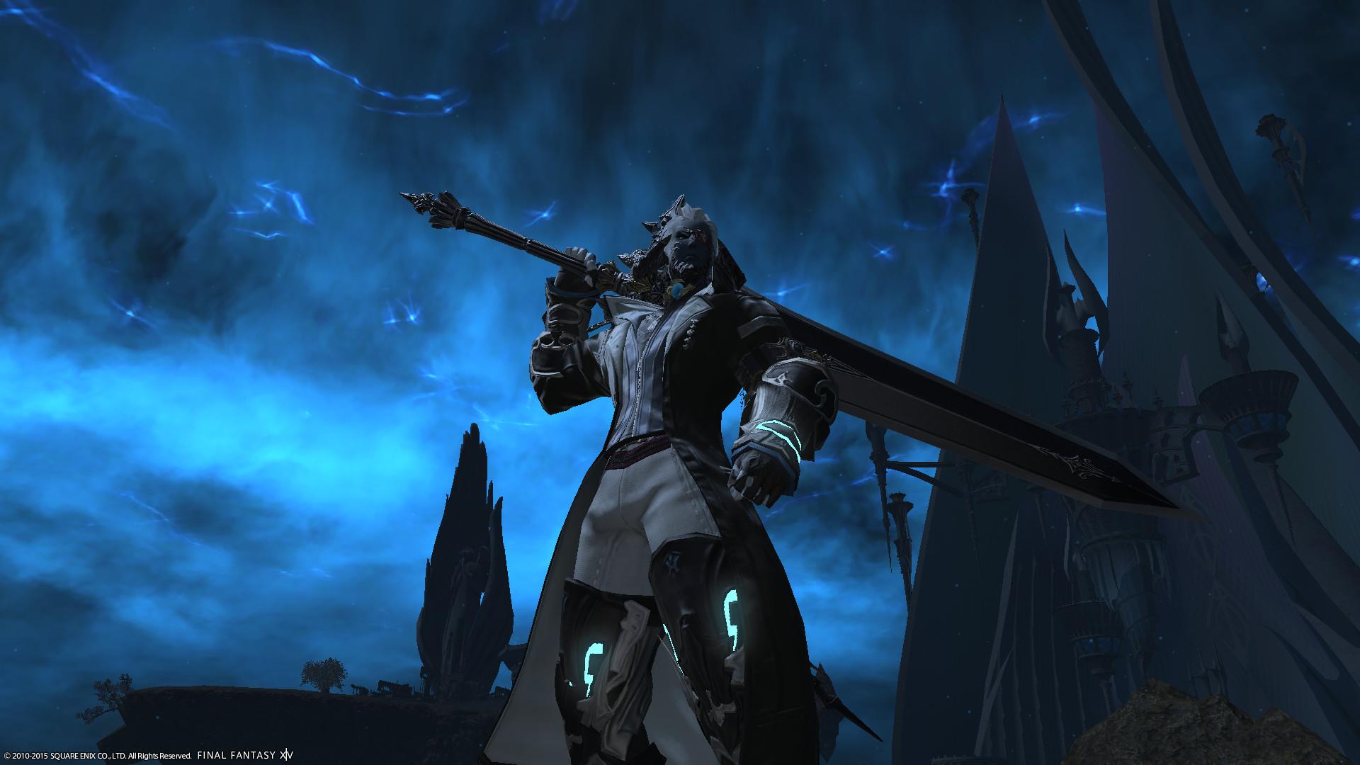 Doomtrain Suplex the Magitek Dark Knight