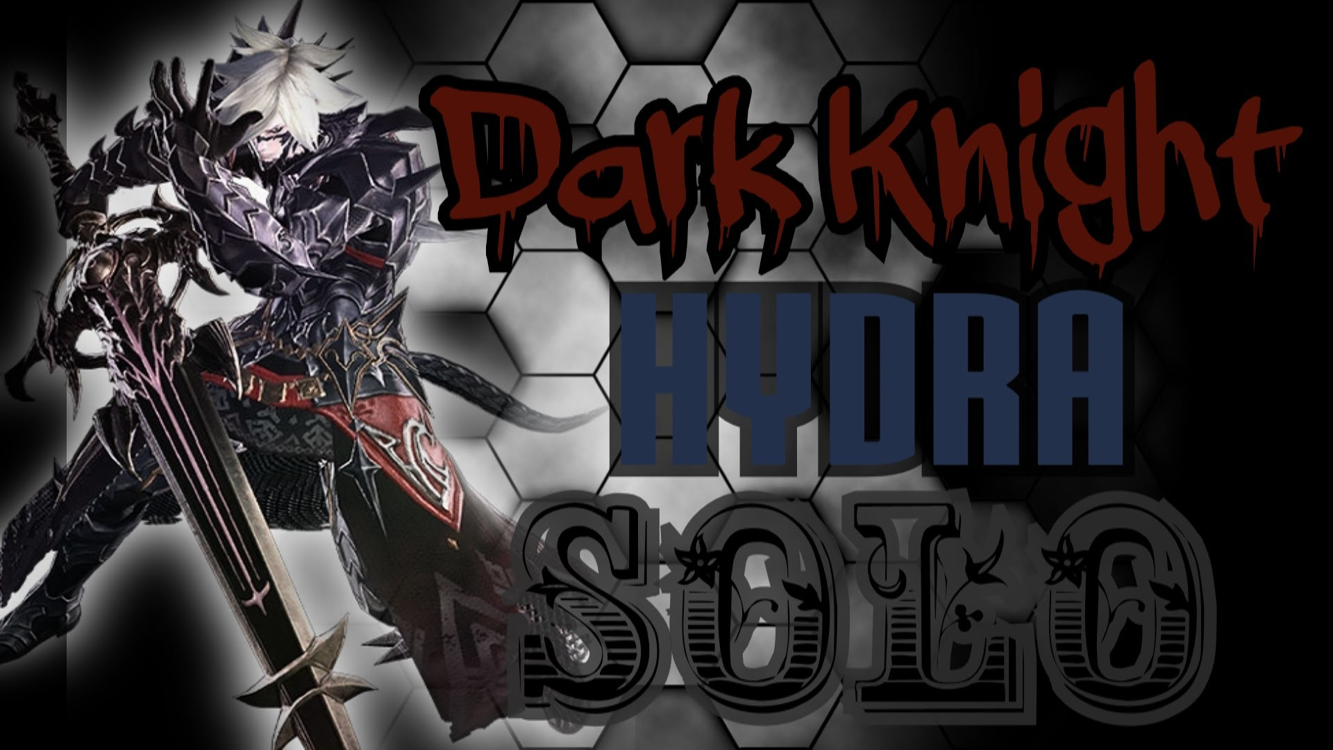 Final Fantasy XIV: Dark Knight Hydra Solo