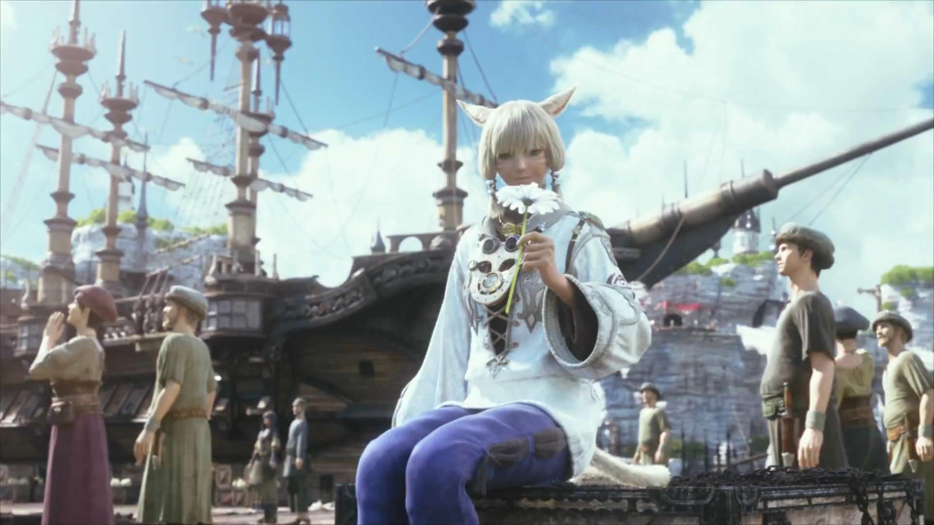 Final Fantasy XIV – A Realm Reborn